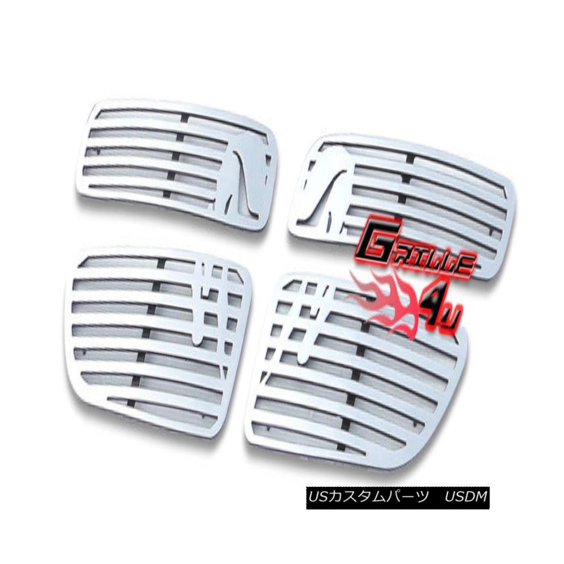グリル Customized For 01-03 Dodge Stratus Symbolic Premium Grille Insert 01-03 Dodge Stratusシンボリックプレミアムグリルインサート用にカスタマイズ
