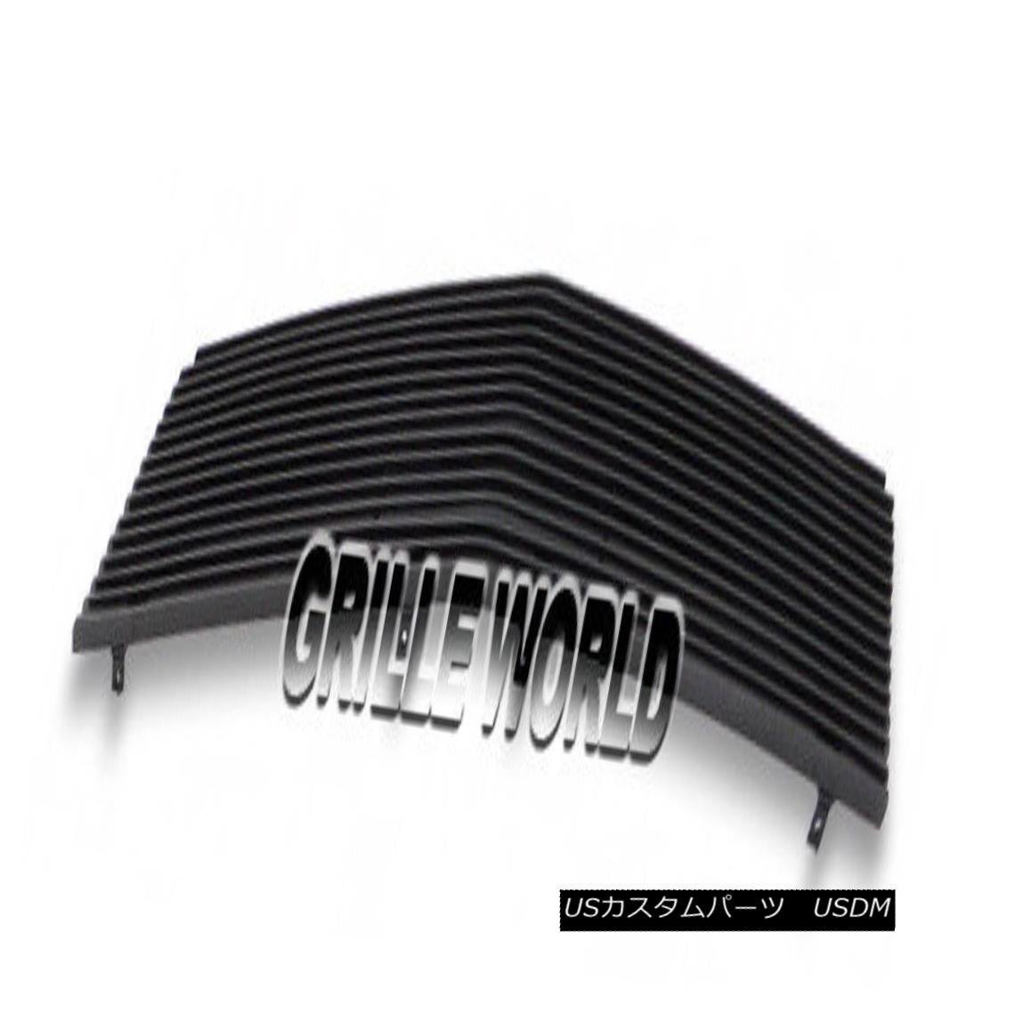 グリル For 1986-1990 Chevy Caprice Black Billet Premium Grille Grill Insert 1986-1990 Chevy Caprice Black Billetプレミアムグリルグリルインサート