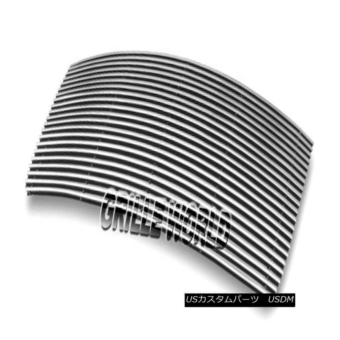 グリル Customized For 07-11 GMC Sierra 1500 Phat Billet Premium Grille Insert 07-11 GMC Sierra 1500ファットビレットプレミアムグリルインサート用にカスタマイズ