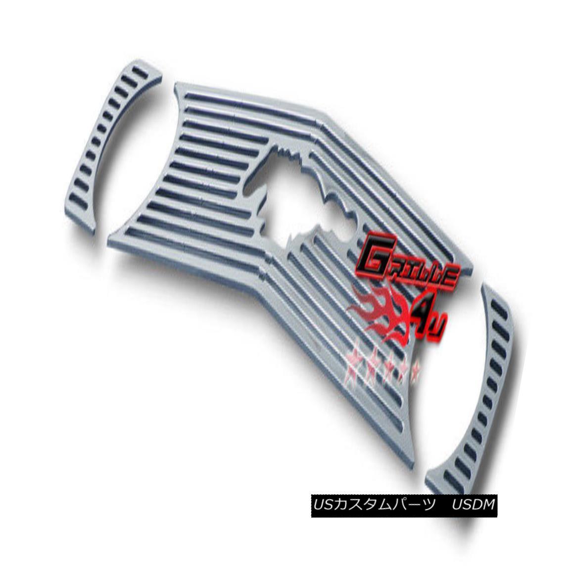 グリル For 05-09 Ford Mustang GT V8 Perimeter Premium Grille Insert 05-09 Ford Mustang GT V8周辺プレミアムグリルインサート
