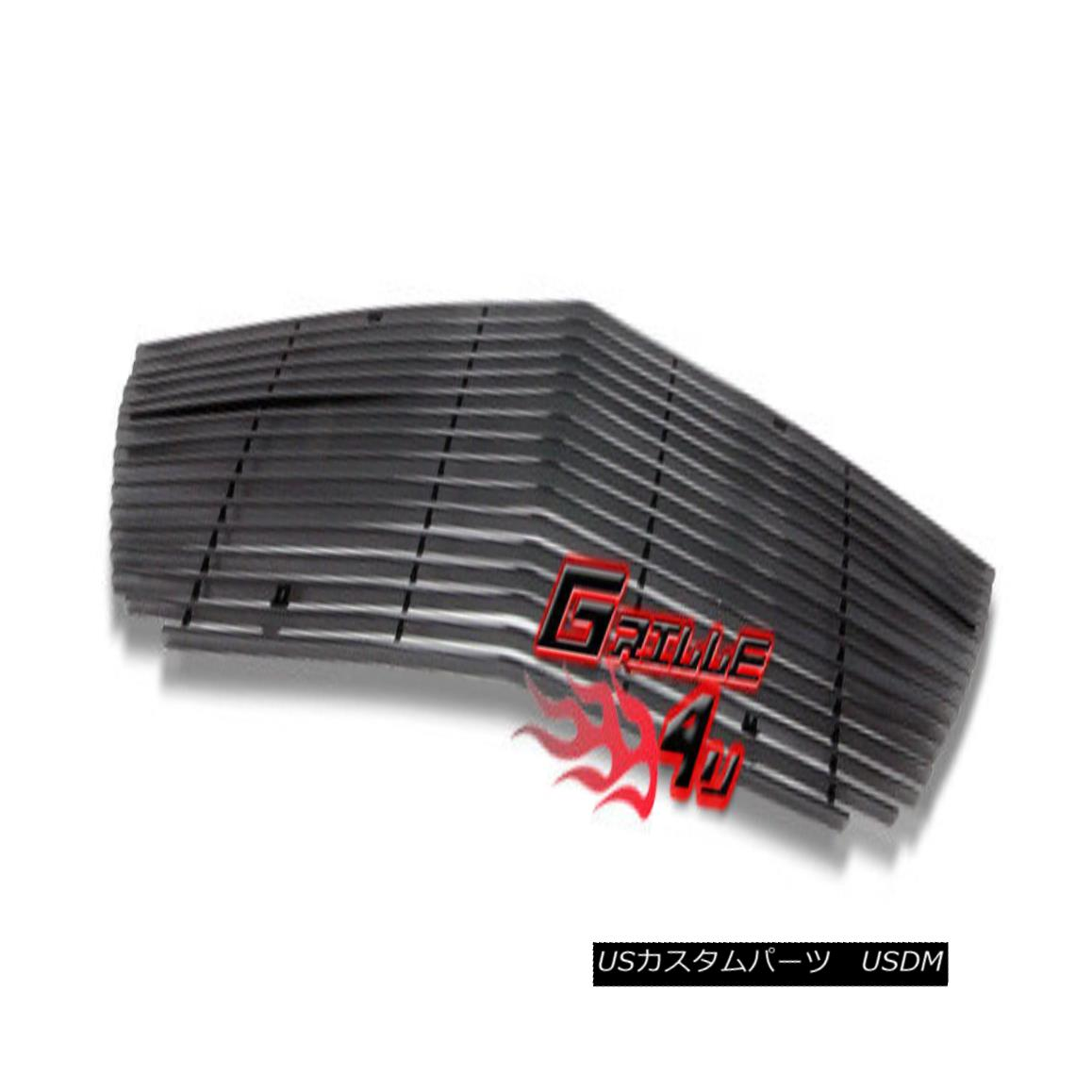 グリル For 07-09 Ford Mustang Shelby GT 500 Black Billet Premium Grille 07-09 Ford Mustang Shelby GT 500ブラックビレットプレミアムグリル