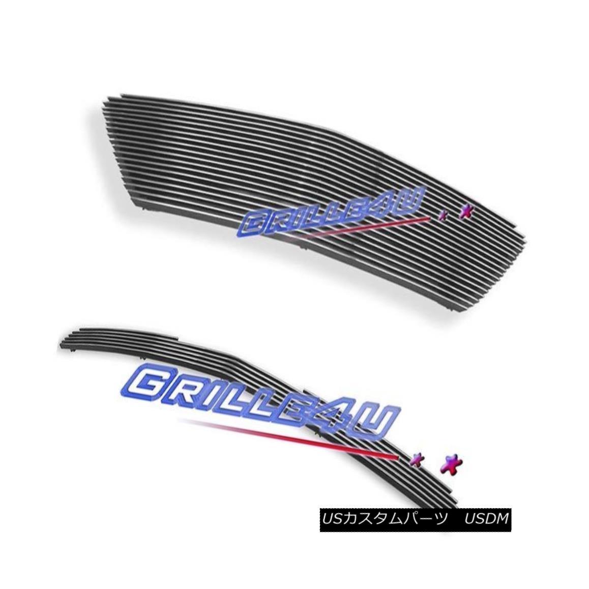 グリル Customized For 03-06 Kia Sorento Billet Premium Grille Grill Combo Insert 03-06 Kia Sorento Billetプレミアムグリルグリルコンボインサート