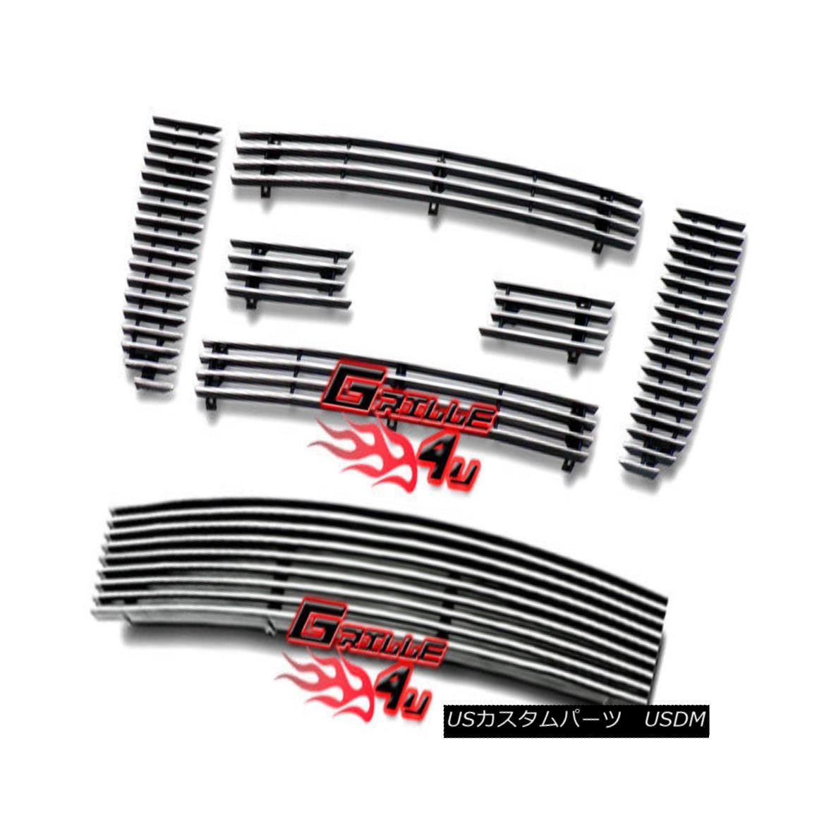 グリル For 06-11 2011 Ford Ranger FX4/XL/XLT Billet Premium Grille Combo 2011年6月11日フォードレンジャーFX4 / XL / XLTビレットプレミアムグリルコンボ