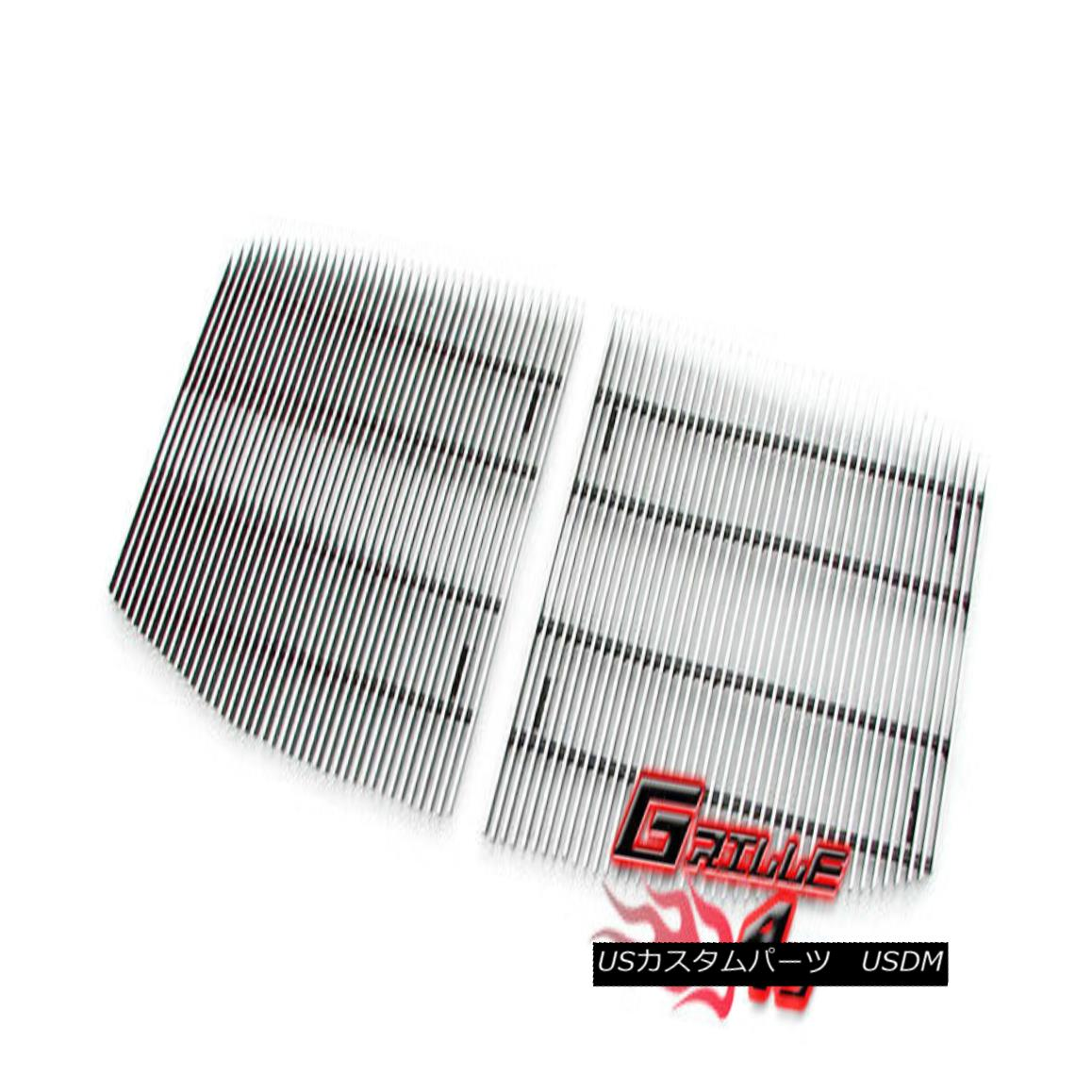 グリル Customized For 04-06 Dodge Durango Billet Premium Grille Insert 04-06 Dodge Durango Billetプレミアムグリルインサート用にカスタマイズ