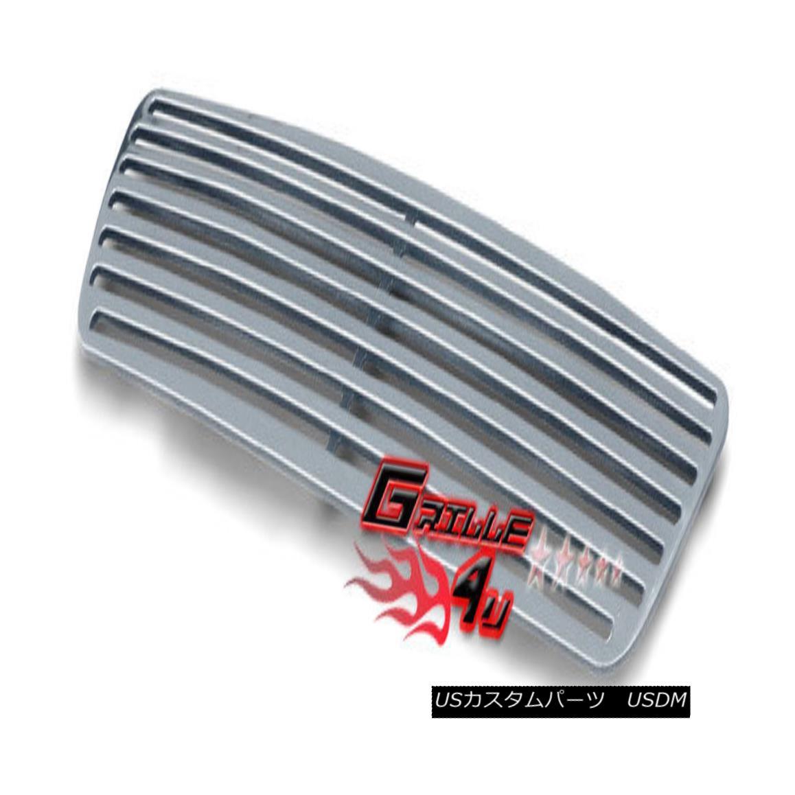 グリル Customized For 2005-2007 Volvo S40/V50 Perimeter Premium Grille Insert 2005-2007 Volvo S40 / V50ペリメータープレミアムグリルインサート用にカスタマイズ