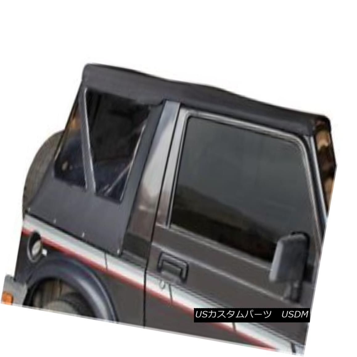 幌・ソフトトップ Rampage - Black Diamond OE Soft Top-98535 ランペイジ - ブラックダイヤモンドOEソフトトップ98535