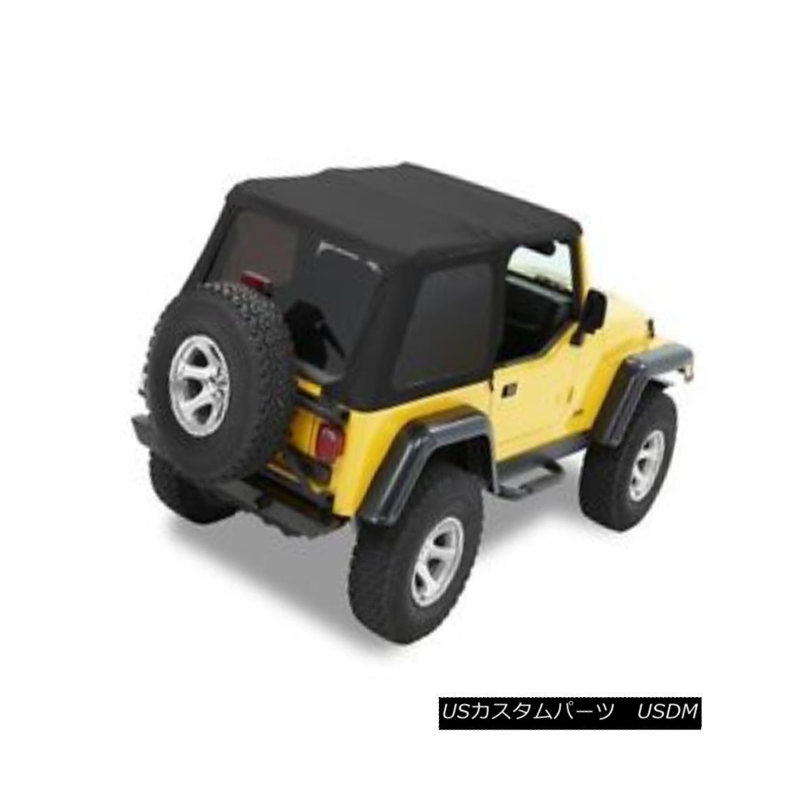 幌・ソフトトップ Bestop Trektop NX Complete Soft Top For Jeep Wrangler TJ Models #56820-35 Bestop Trektop NX CompleteソフトトップジープラングラーTJモデル#56820-35