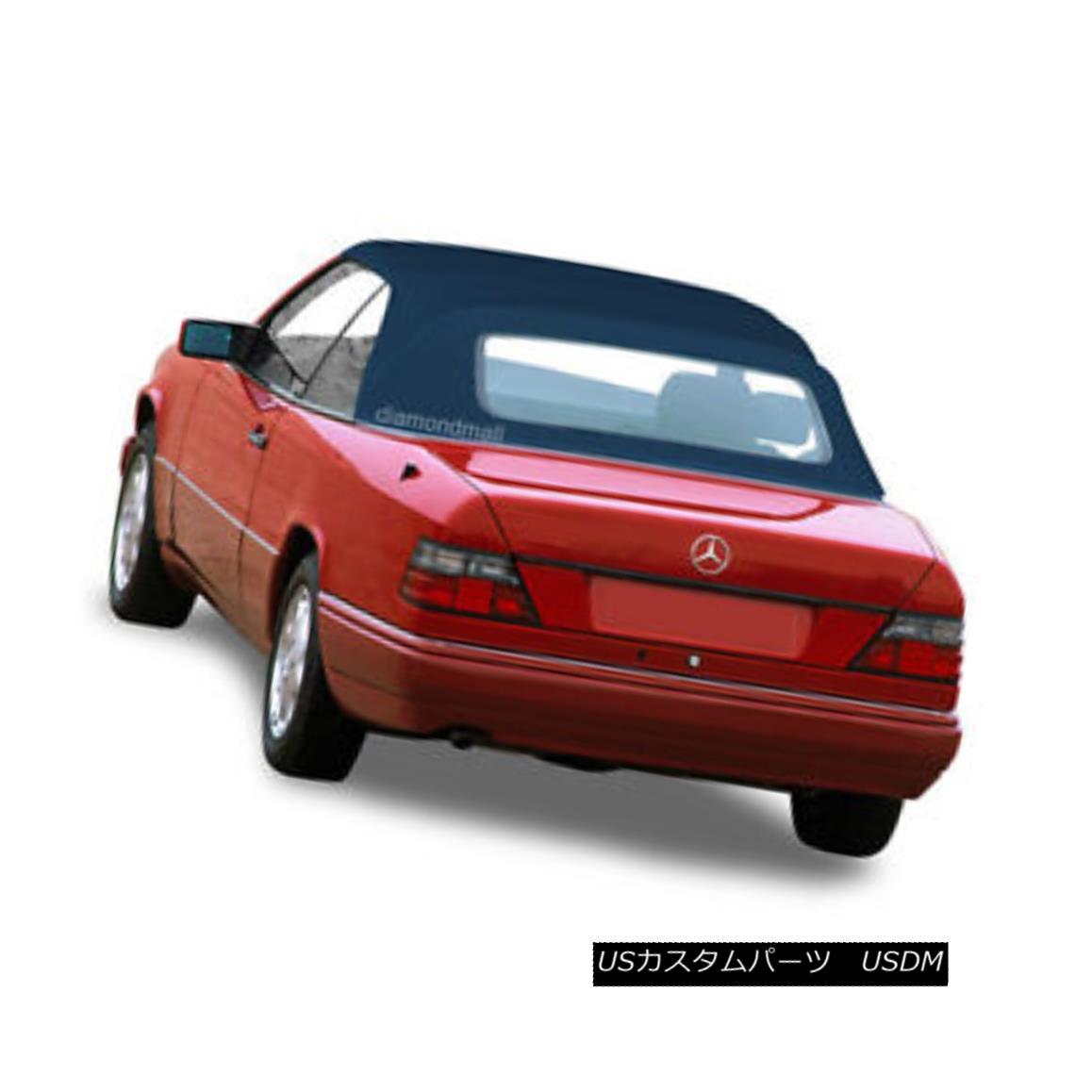 幌・ソフトトップ Mercedes W124 E320 300CE 1992-1995 Convertible Soft Top Blue German Original メルセデスW124 E320 300CE 1992-1995コンバーチブルソフトトップブルードイツオリジナル