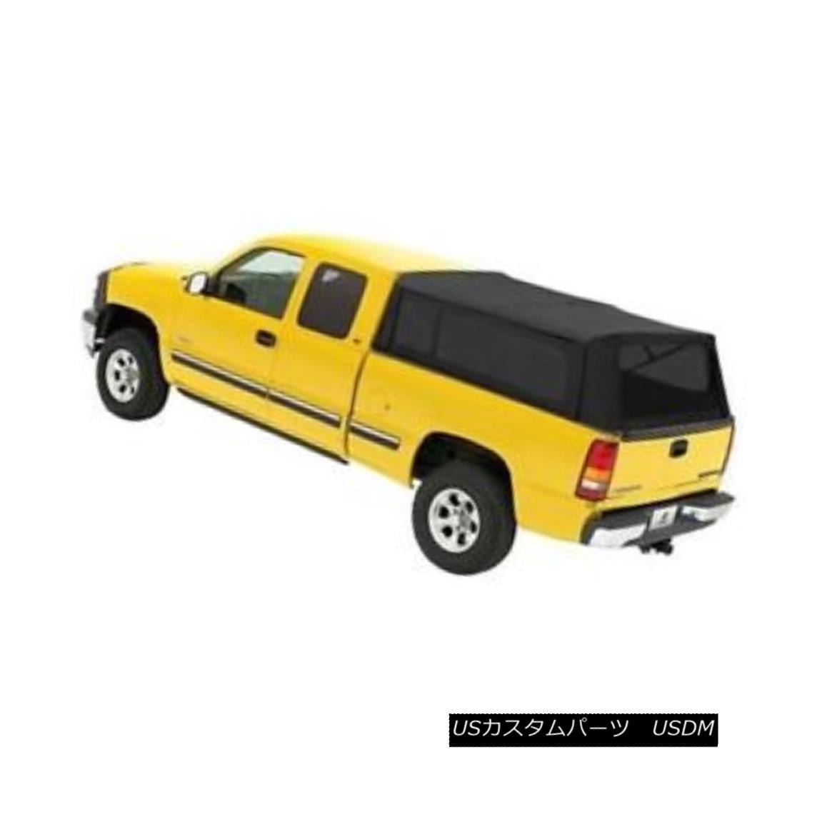 幌・ソフトトップ Bestop 76304-35 Soft Top Supertop Truck Bed Cover Canvas Black Diamond for Dodge Bestop 76304-35ソフトトップスパートップトラックベッドカバーキャンバスブラックダイヤモンド