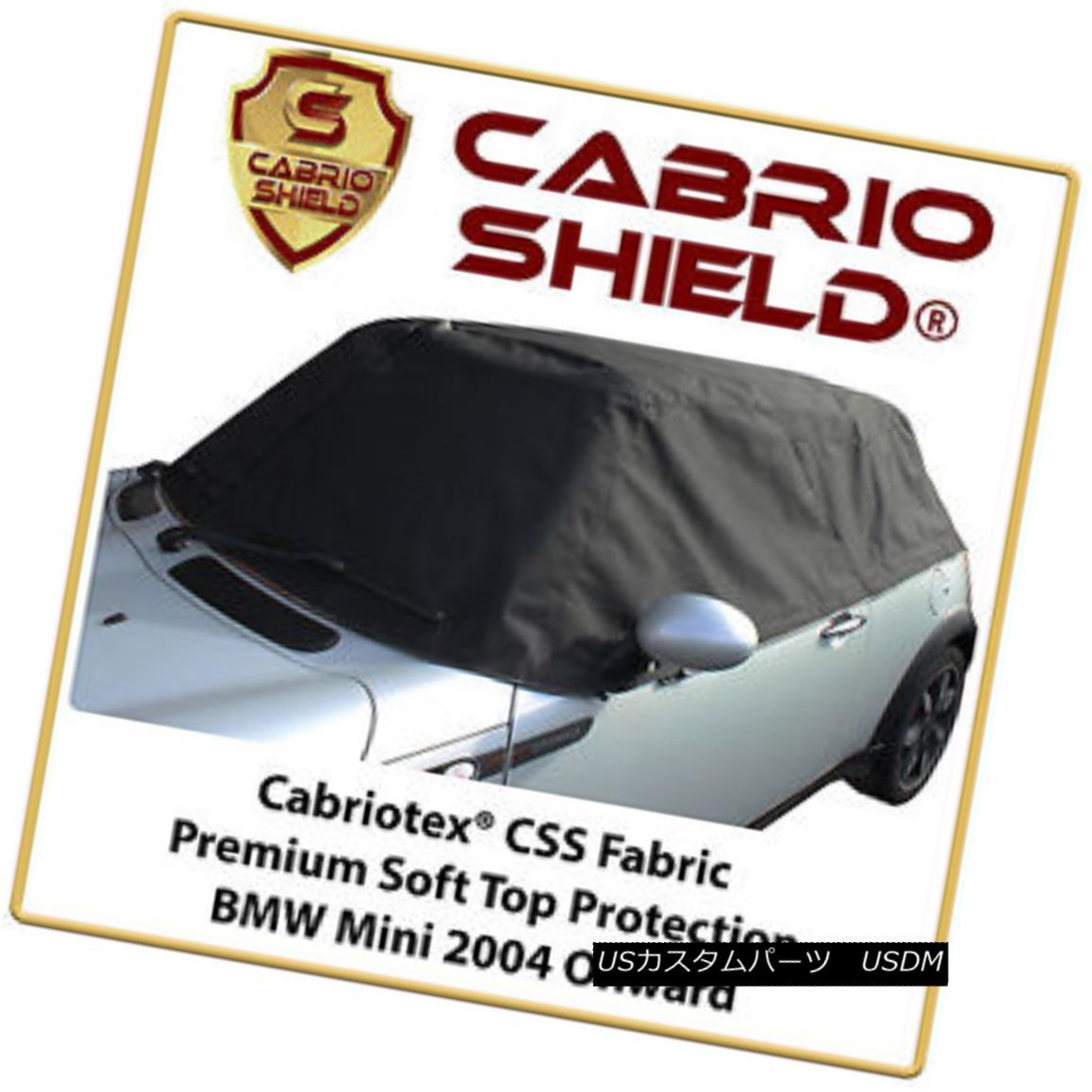 幌・ソフトトップ Mini Soft Top Protection Premium Cabrio Shield 2004 Onward ミニソフトトッププロテクションプレミアムCabrioシールド2004年以降