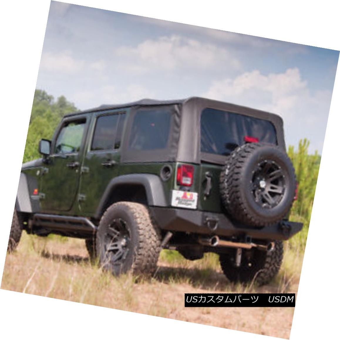 新品本物 幌・ソフトトップ Rugged Ridge 頑丈なリッジ13741.35 13741.35 XHD Soft Wrangler Ridge Top Black Diamond 07-09 Jeep Wrangler Unlimited 頑丈なリッジ13741.35 XHDソフトトップブラックダイヤモンド07-09ジープラングラー無制限, 鎌田屋:2cadfcc5 --- mediplusmedikal.com