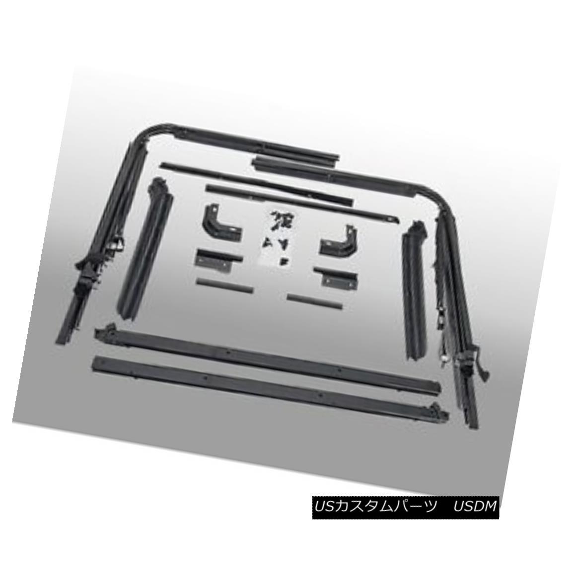 幌・ソフトトップ Rugged Ridge Factory Replacement Soft Top Hardware; 87-95 Jeep Wrangler YJ 頑丈なリッジ工場の交換ソフトトップハードウェア; 87-95ジープラングラーYJ