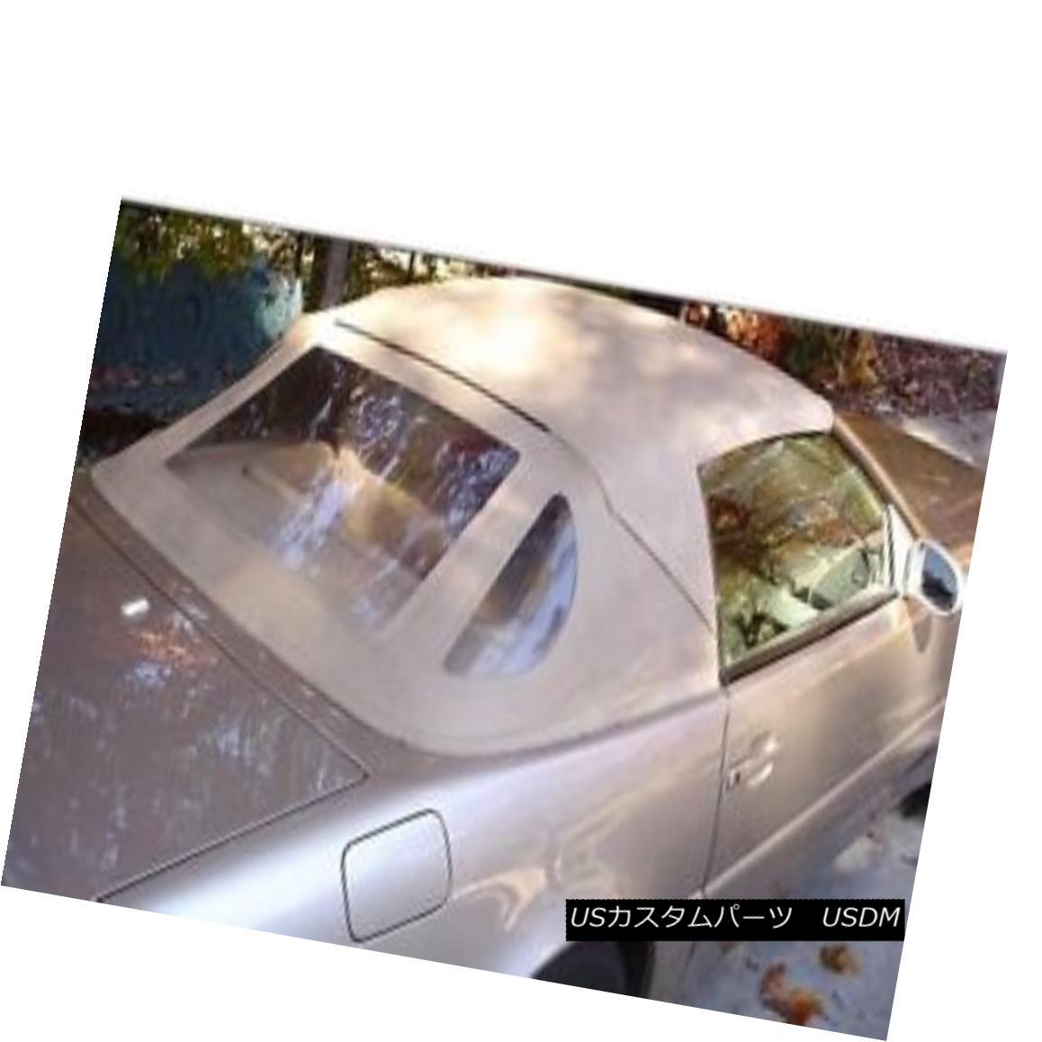 幌・ソフトトップ Mercedes Convertible SOFT Top R129 320sl sl500 sl600 500sl 90-02 メルセデス・コンバーチブルSOFTトップR129 320sl sl500 sl600 500sl 90-02