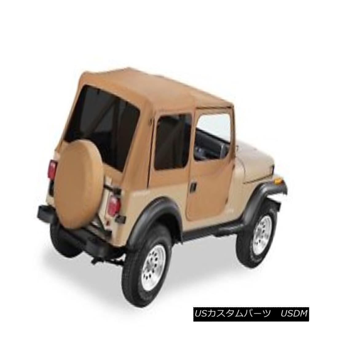 幌・ソフトトップ Bestop 51123-37 Jeep Replace-a-Top Soft Top Spice Bestop 51123-37 Jeep Replace-a-Topソフトトップスパイス