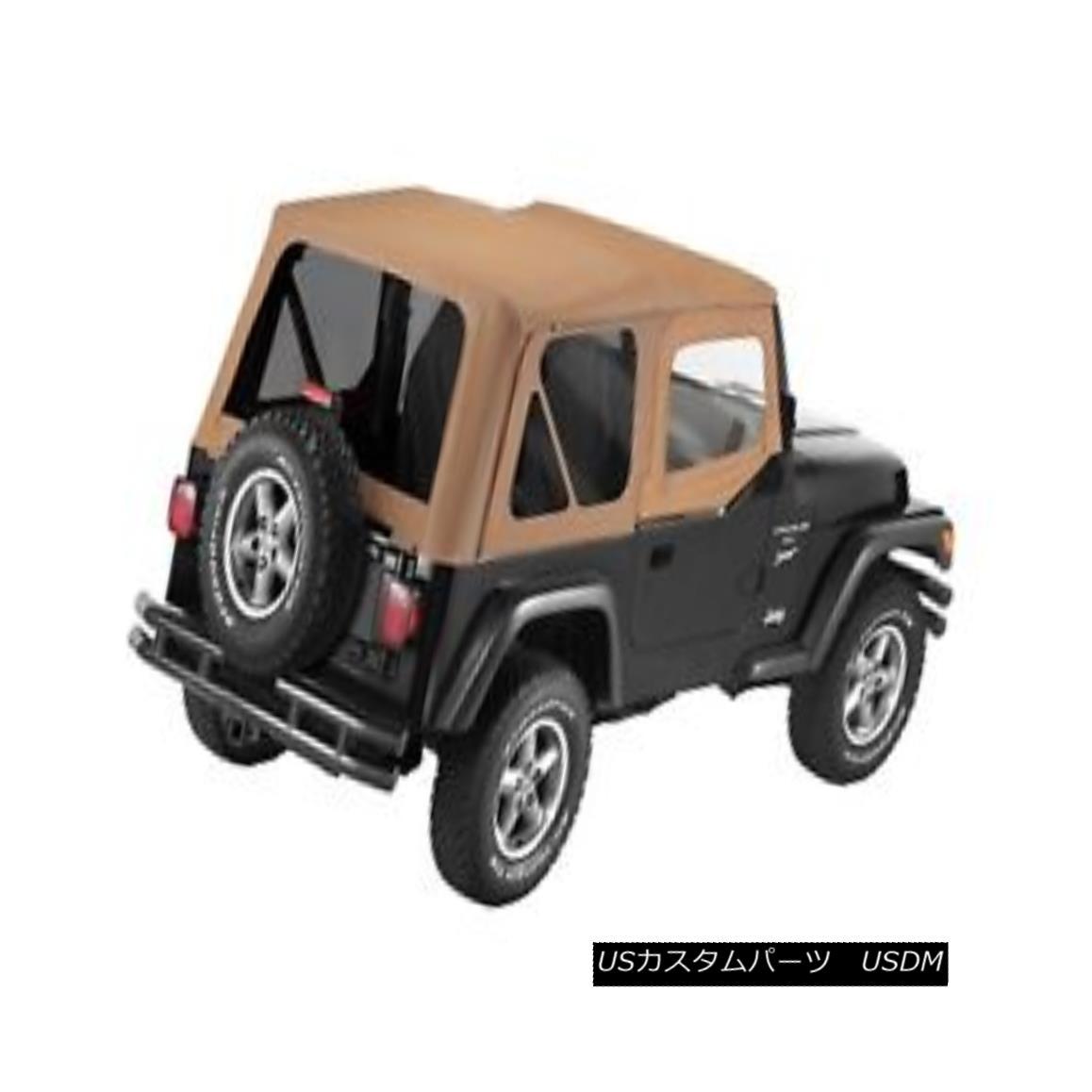 最安価格 幌・ソフトトップ Bestop Sailcloth 79124-37 Jeep Sailcloth Soft Replace-a-Top Replace-a-Top Soft Top Spice Bestop 79124-37ジープセイルクロス交換トップソフトトップスパイス, スポーツショップ グラスホッパー:fa76ceb1 --- irecyclecampaign.org