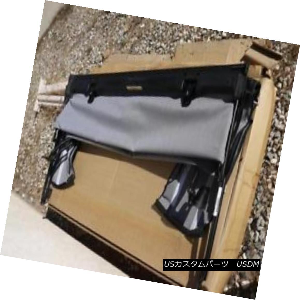 幌・ソフトトップ New Mopar 07-17 JK Jeep Wrangler 4 Door Black Sunrider Replacement Soft Top ニューモパー07-17 JKジープラングラー4ドアブラックサンライダー交換ソフトトップ