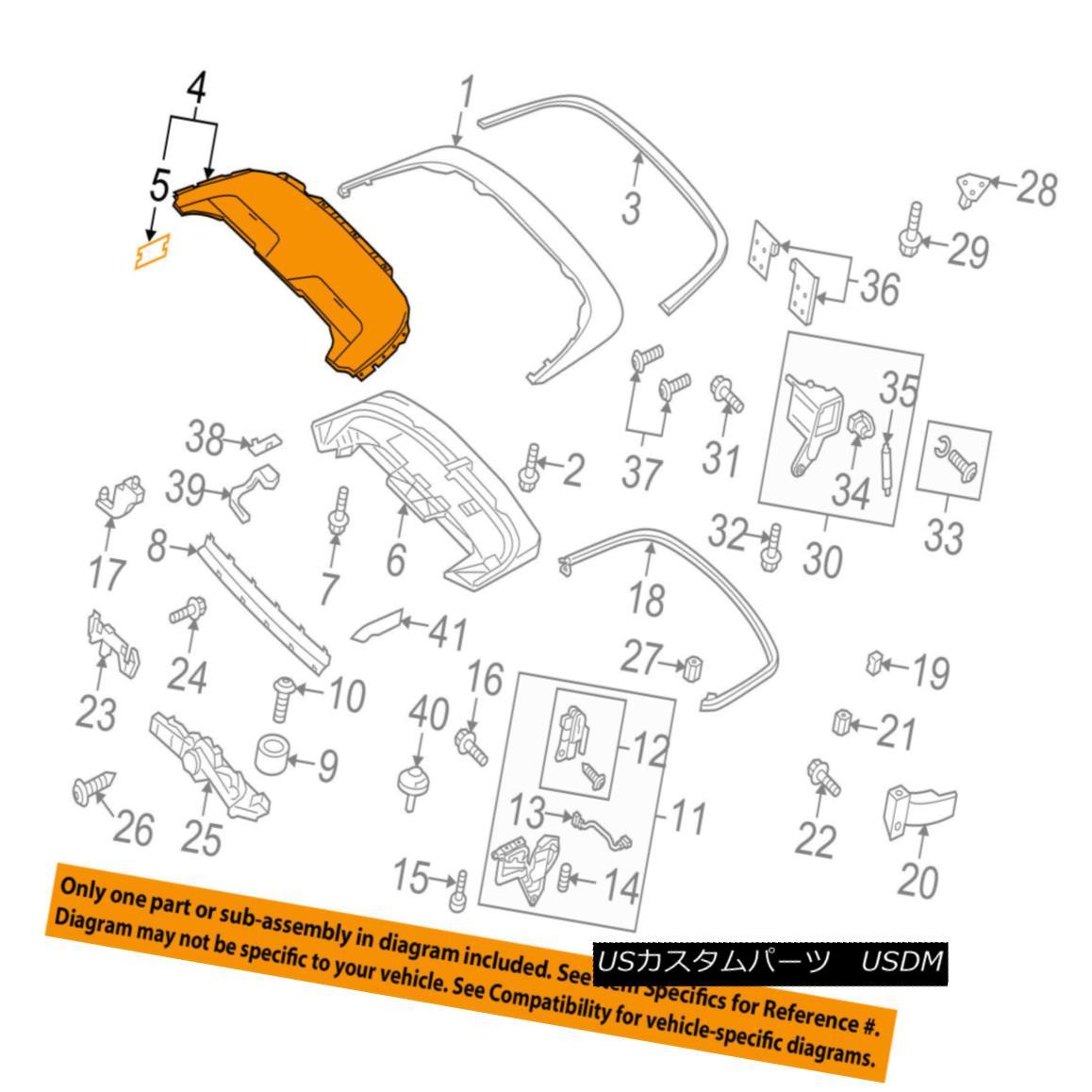 幌・ソフトトップ AUDI OEM 10-17 S5 Storage Cover-Convertible/soft Top-Outer Cover 8F0871993B24A AUDI OEM 10-17 S5ストレージカバーコンバーチブル/ソフトカバートップカバー8F0871993B24A