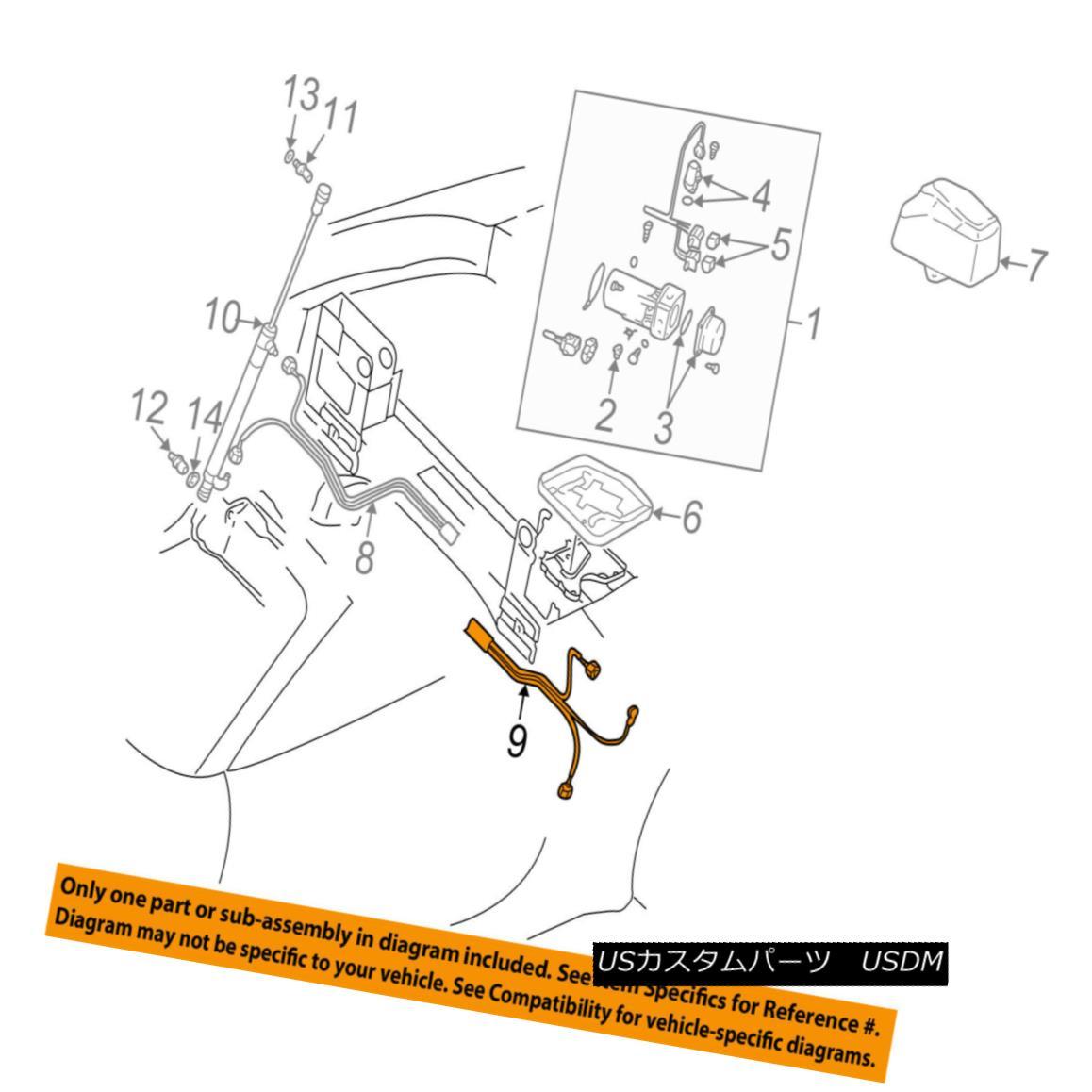 幌・ソフトトップ AUDI OEM 01-06 TT Quattro Motor-Convertible/soft Top-Oil Pipe Left 8N7871793 AUDI OEM 01-06 TTクワトロ・モーター・コンバーチブル/ソフトトップオイルパイプ左8N7871793