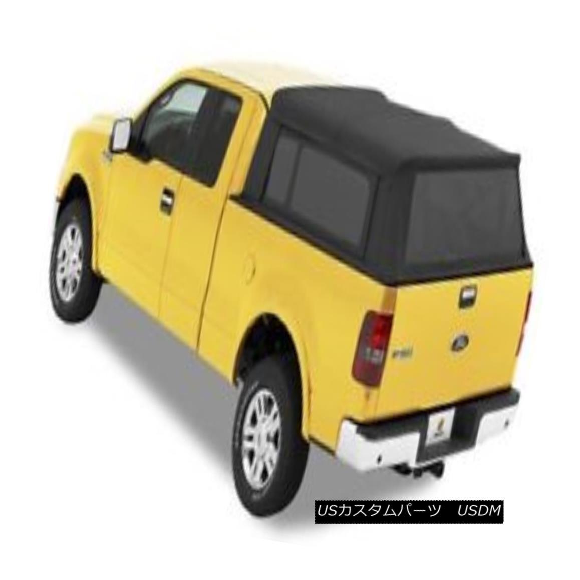 幌・ソフトトップ BesTop 76305-35 Ford F-Series Supertop Soft Top Camper Top 04-17 F-150 6.5' Bed BesTop 76305-35フォードFシリーズスーパートップソフトトップキャンパートップ04-17 F-150 6.5 'ベッド