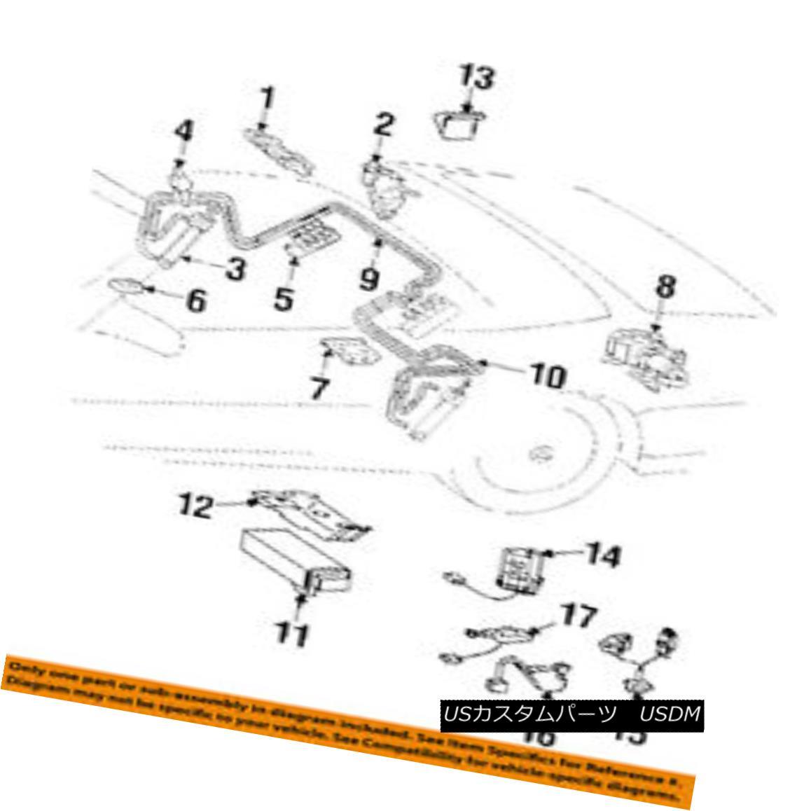 幌・ソフトトップ MERCEDES OEM 1994 SL600 Motor-Convertible/soft Top-Control Module 1298202426 MERCEDES OEM 1994 SL600モーター・コンバーチブル/ソフト・トップ・コントロール・モジュール1298202426