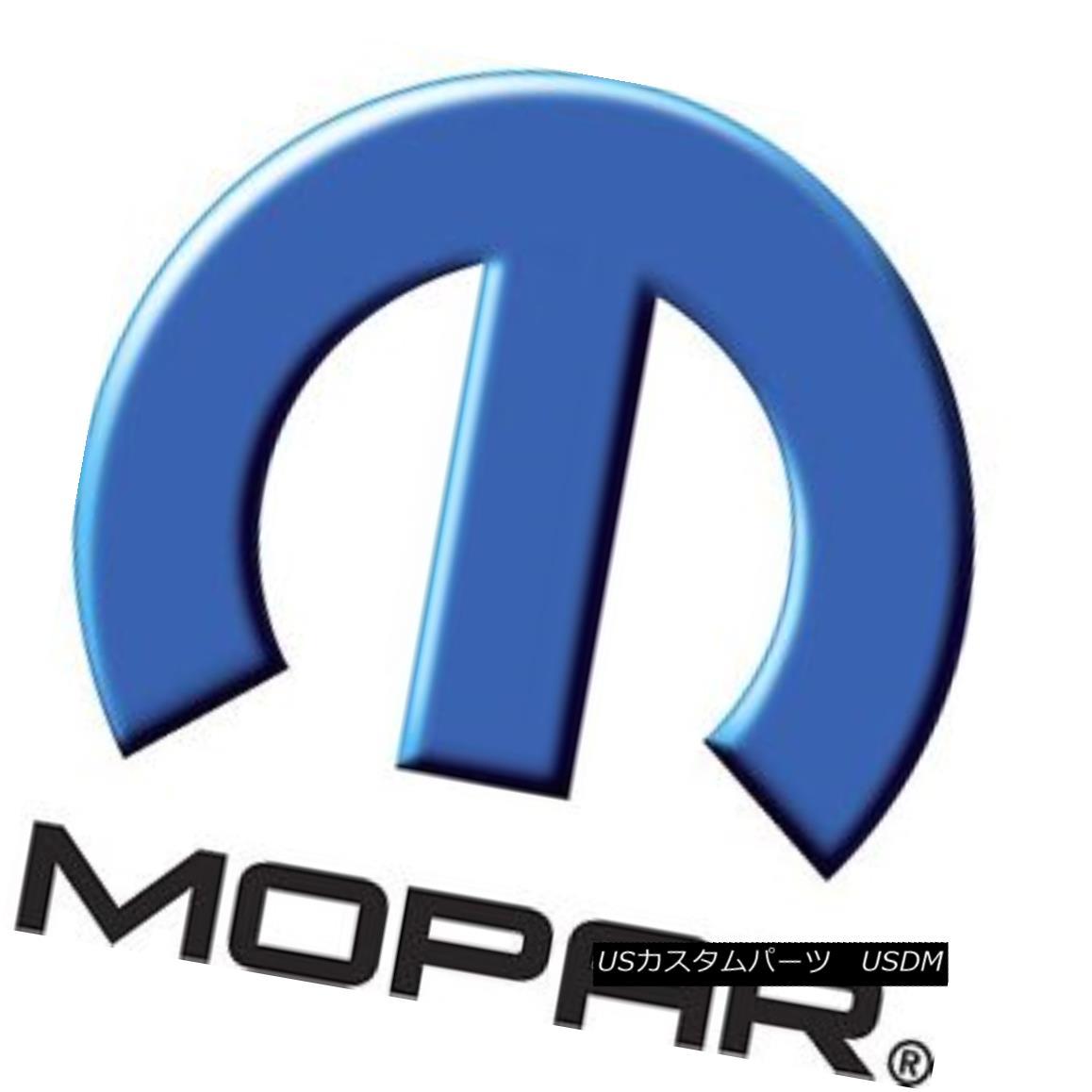 幌・ソフトトップ 07-16 Jeep Wrangler 2 Door Soft Top Foam Tape Kit Factory Mopar New OEM 07-16ジープラングラー2ドアソフトトップフォームテープキット工場Mopar新しいOEM