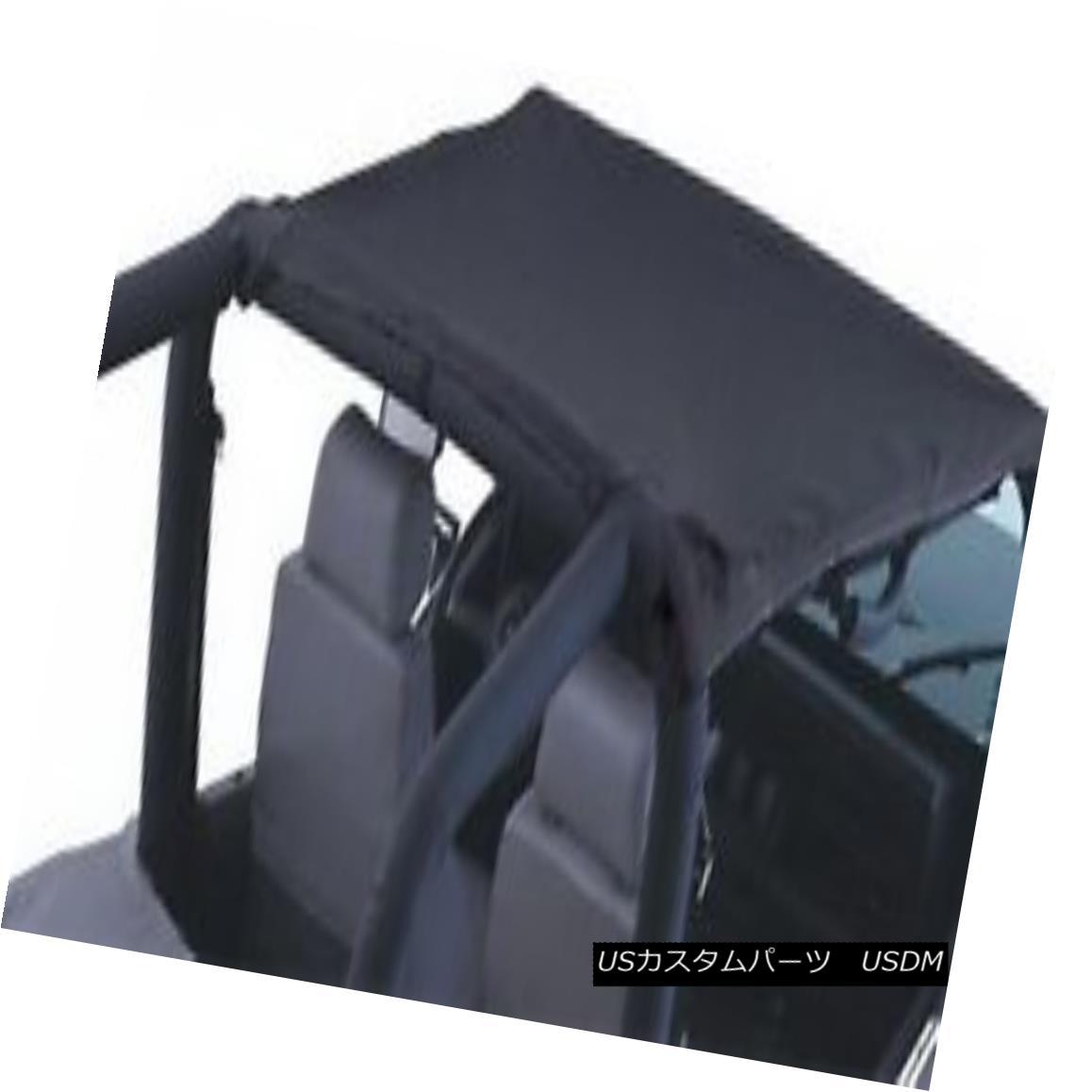幌・ソフトトップ Rampage 90701 California Brief Soft Top Black 76-86 CJ7 ランペイジ90701カリフォルニアブリーフソフトトップブラック76-86 CJ7