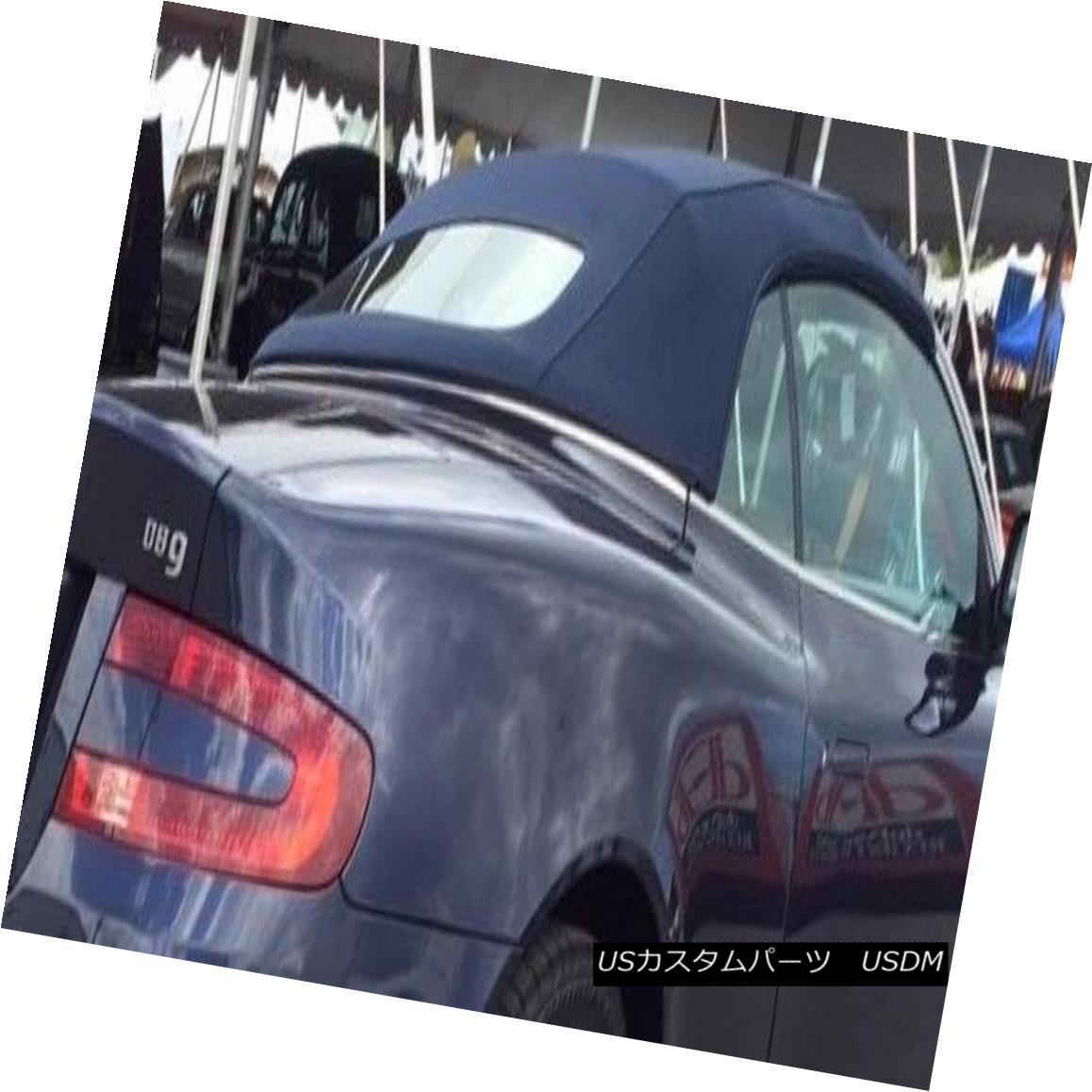 幌・ソフトトップ 2003- 2010 Aston Martin DB9 Volante Blue Replacement Convertible Soft Top 2003年 - 2010年アストン・マーティンDB9ボランテ・ブルー交換用ソフトトップ