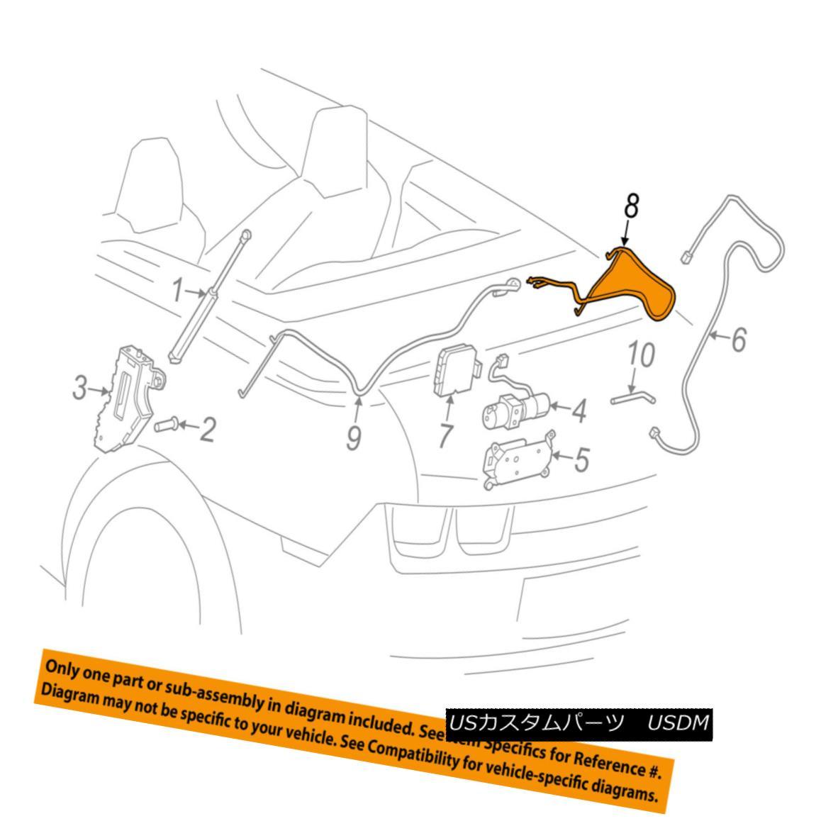 幌・ソフトトップ Chevrolet GM OEM 11-15 Camaro Motor-Convertible/soft Top-Hose Right 22772221 Chevrolet GM OEM 11-15カマオモーターコンバーチブル/ソフトトップホースライト22772221