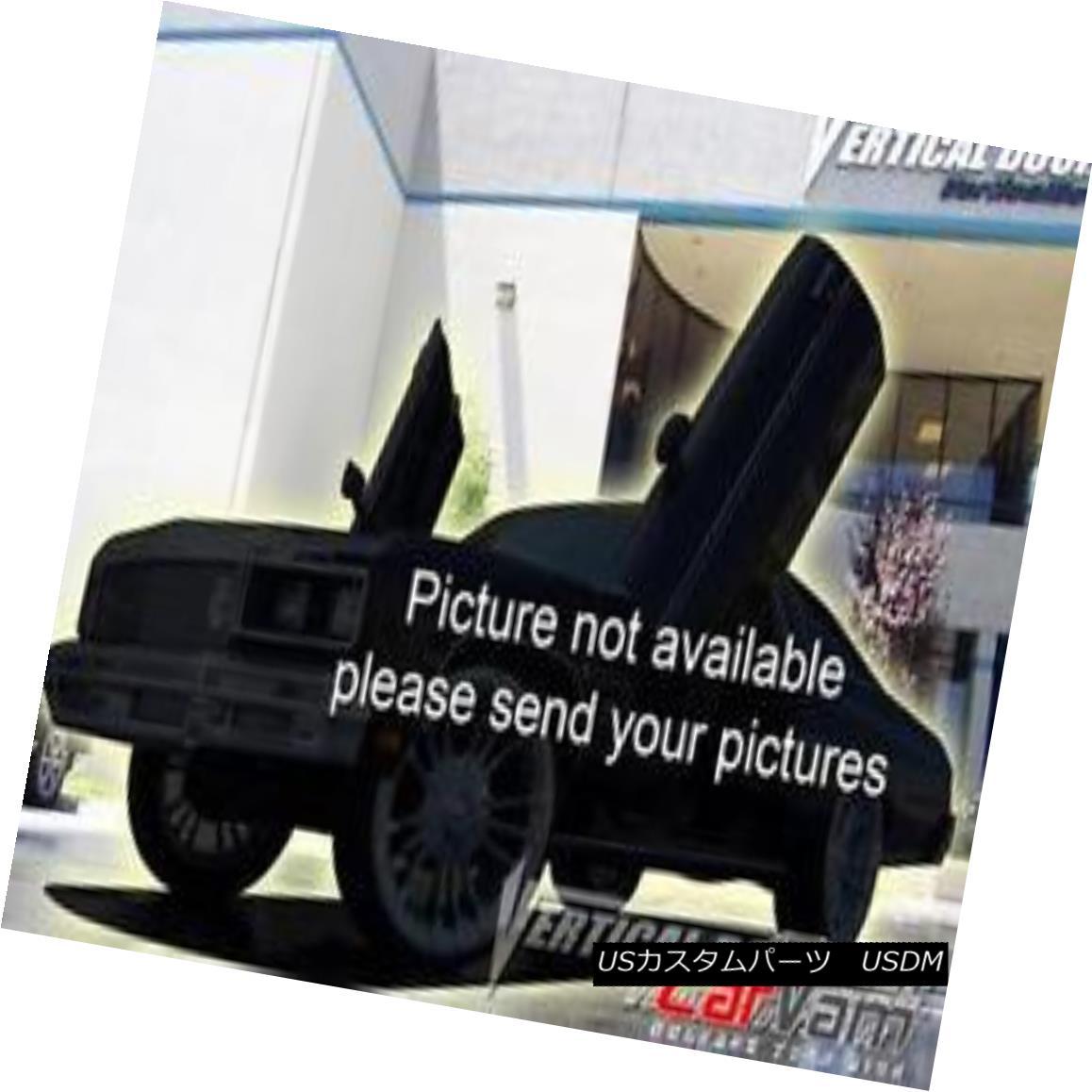 ガルウィングキット Vertical Doors - Vertical Lambo Door Kit For Oldsmobile Alero 1999-04 垂直ドア - Oldsmobile Alero用の垂直Lamboドアキット1999-04