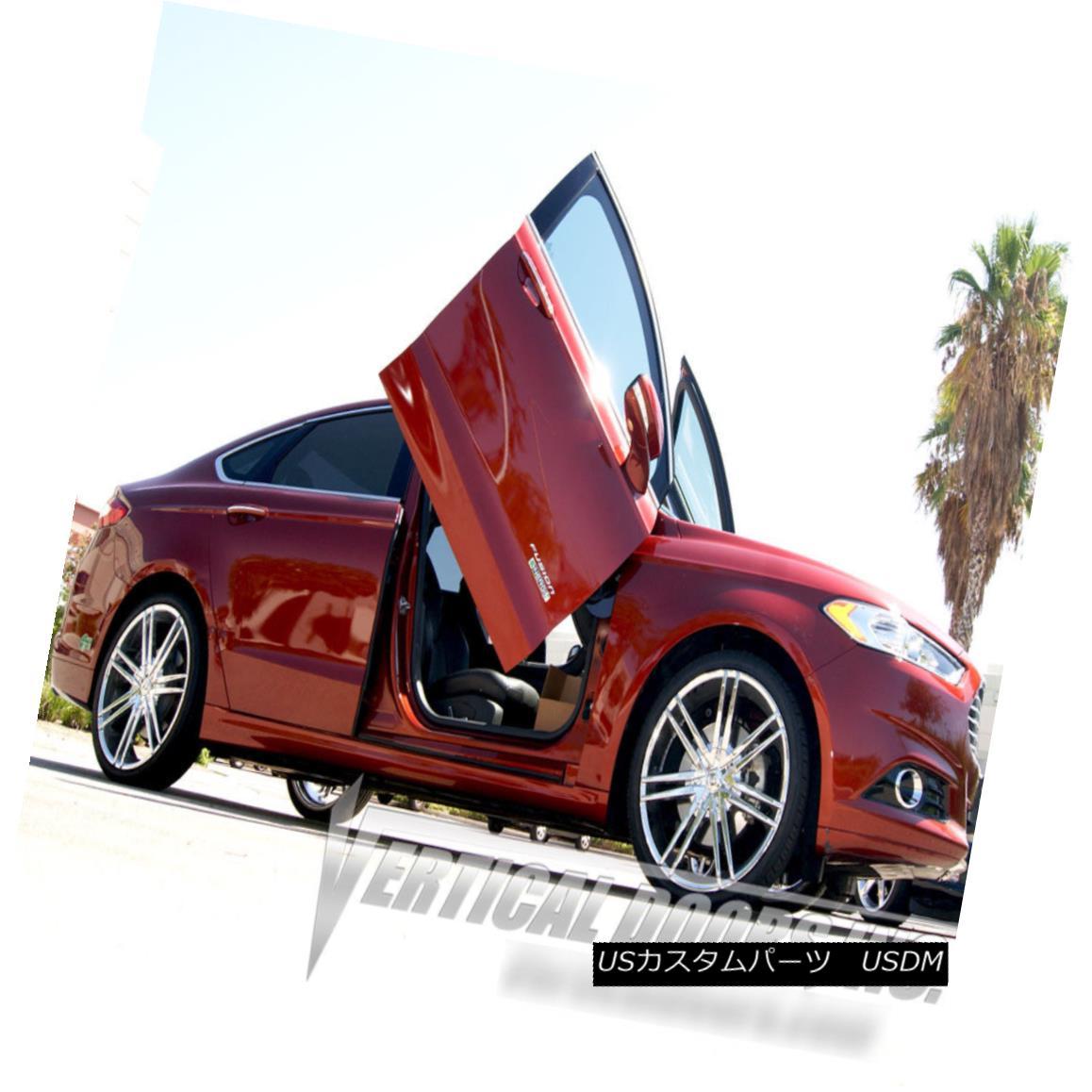 ガルウィングキット Vertical Doors Inc Bolt On Lambo Door Kits for Ford Fusion 2013-2015 フォードフュージョン2013-2015のためのランボルギーナドアのボルトの垂直ドアIncのボルト