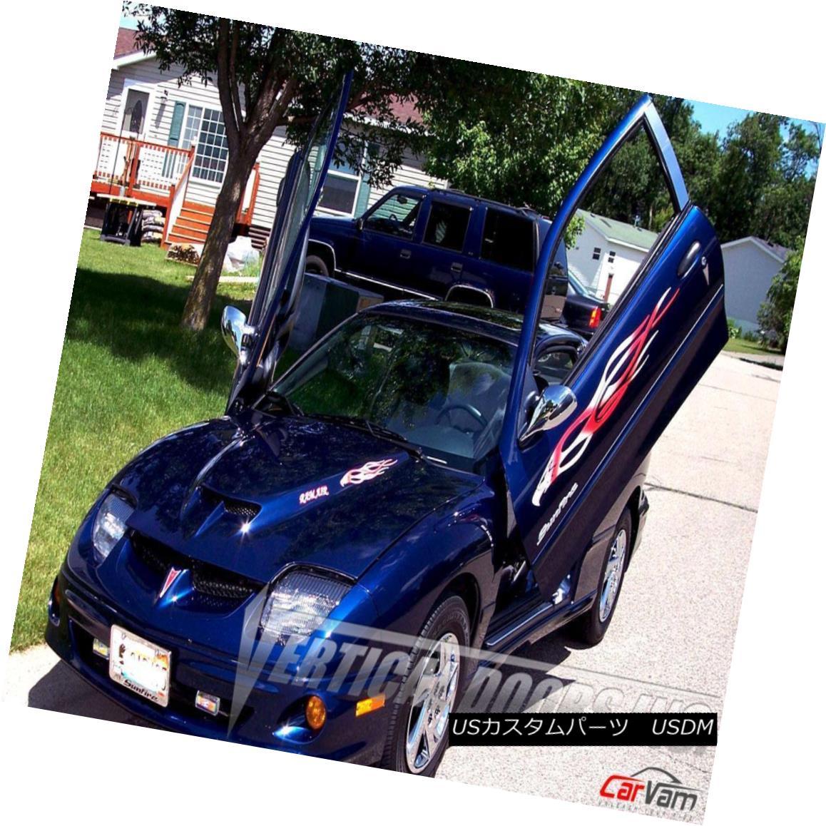 ガルウィングキット Vertical Doors - Vertical Lambo Door Kit For Pontiac Sunfire 1995-05 垂直ドア - ポンティアックSunfireのための垂直Lamboドアキット1995-05
