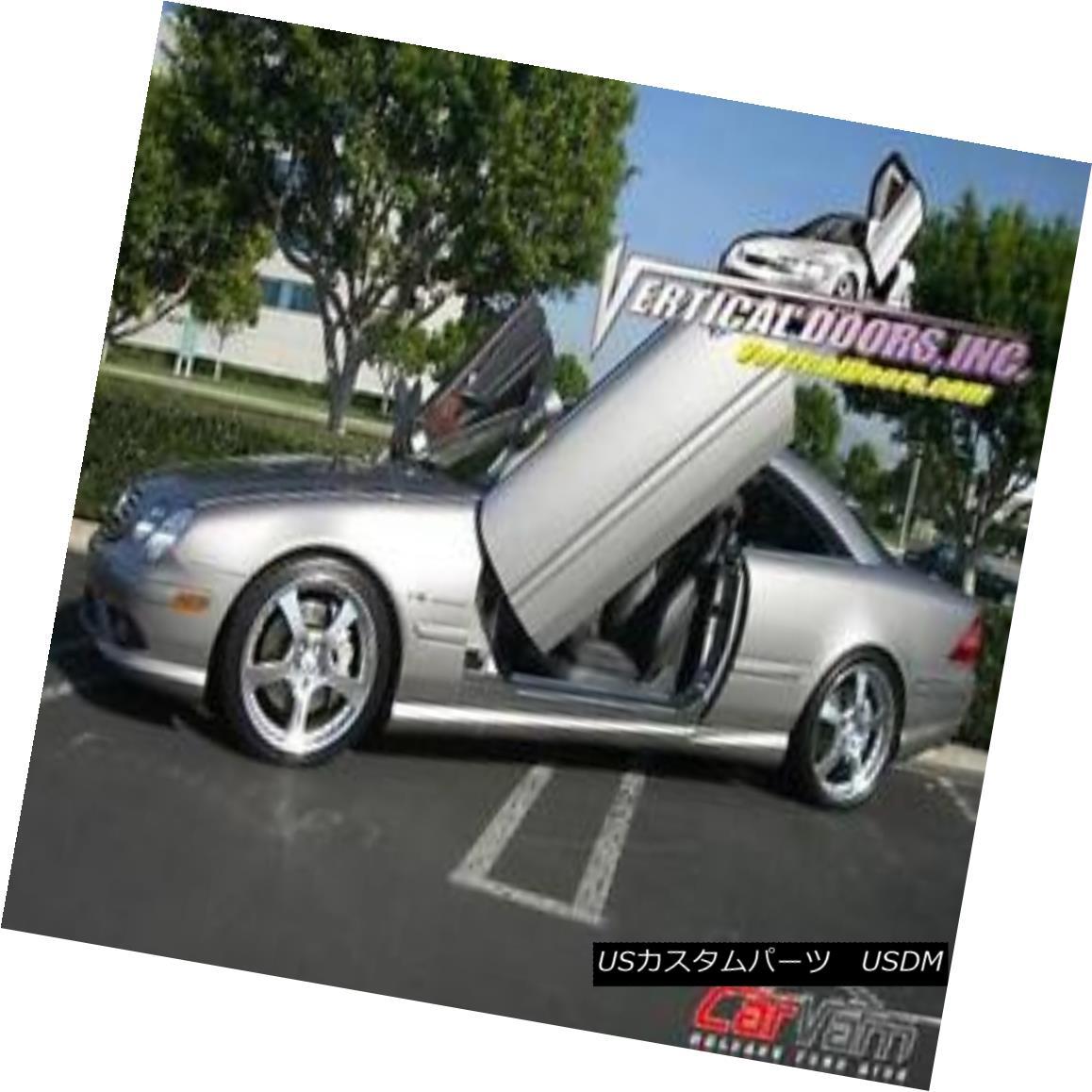 ガルウィングキット Vertical Doors - Vertical Lambo Door Kit For Mercedes CL 2000-06 -VDCMERCL0006 垂直ドア - メルセデスCL 2000-06 -VDCMERCL0006用の垂直型ランボルギーニドアキット