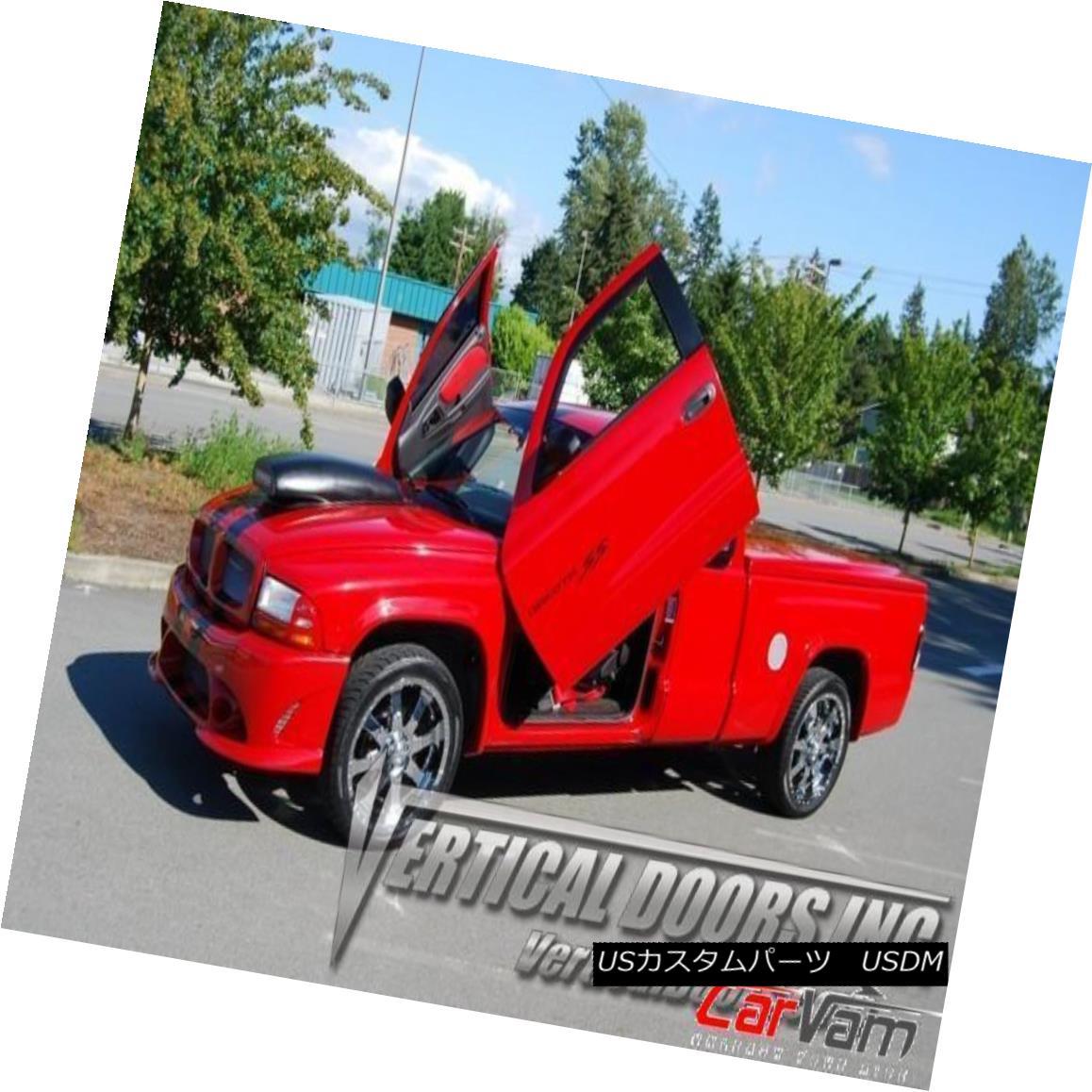 【気質アップ】 ガルウィングキット Vertical Doors - Vertical Lambo Door Kit For Dodge Dakota 1997-04 垂直ドア - Dodge Dakota用の垂直Lamboドアキット1997-04, 超人気 6933a137