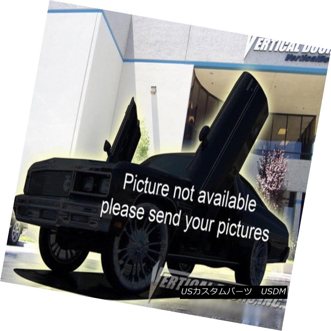 ガルウィングキット Vertical Doors Inc Bolt On Lambo Door Kits for Infiniti G37 Coupe 2008-2014 2DR Vertical Doors IncインフィニティG37クーペ用ランボルギーニドアキットのボルト2008-2014 2DR