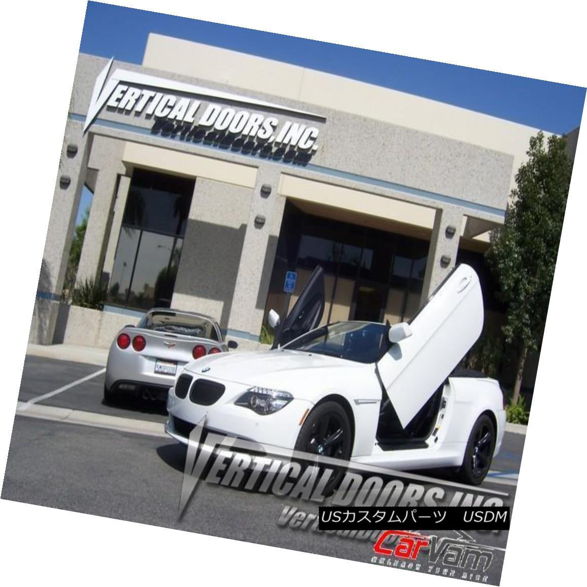 ガルウィングキット Vertical Doors - Vertical Lambo Door Kit For BMW 6 Series 2003-10 -VDCBMW60309 垂直ドア - BMW 6シリーズ用垂直型ランボルギーニドアキット2003-10 -VDCBMW60309