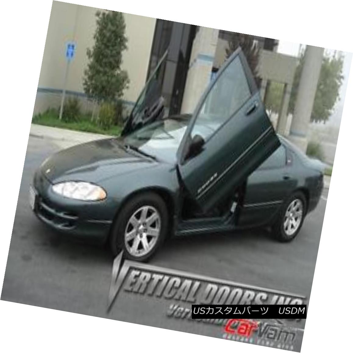 ガルウィングキット Vertical Doors - Vertical Lambo Door Kit For Dodge Intrepid 1993-04 -VDCDINT9304 垂直ドア - Dodge Intrepidのための垂直Lamboドアキット1993-04 -VDCDINT9304