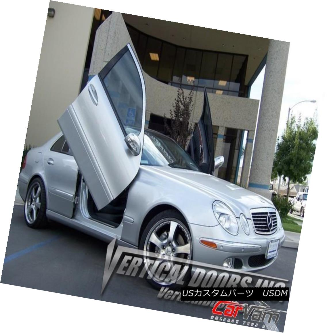 ガルウィングキット Vertical Doors - Vertical Lambo Door Kit For Mercedes E-Class 2003-09 垂直ドア - メルセデスEクラス2003-09のための垂直ランボルフトドアキット