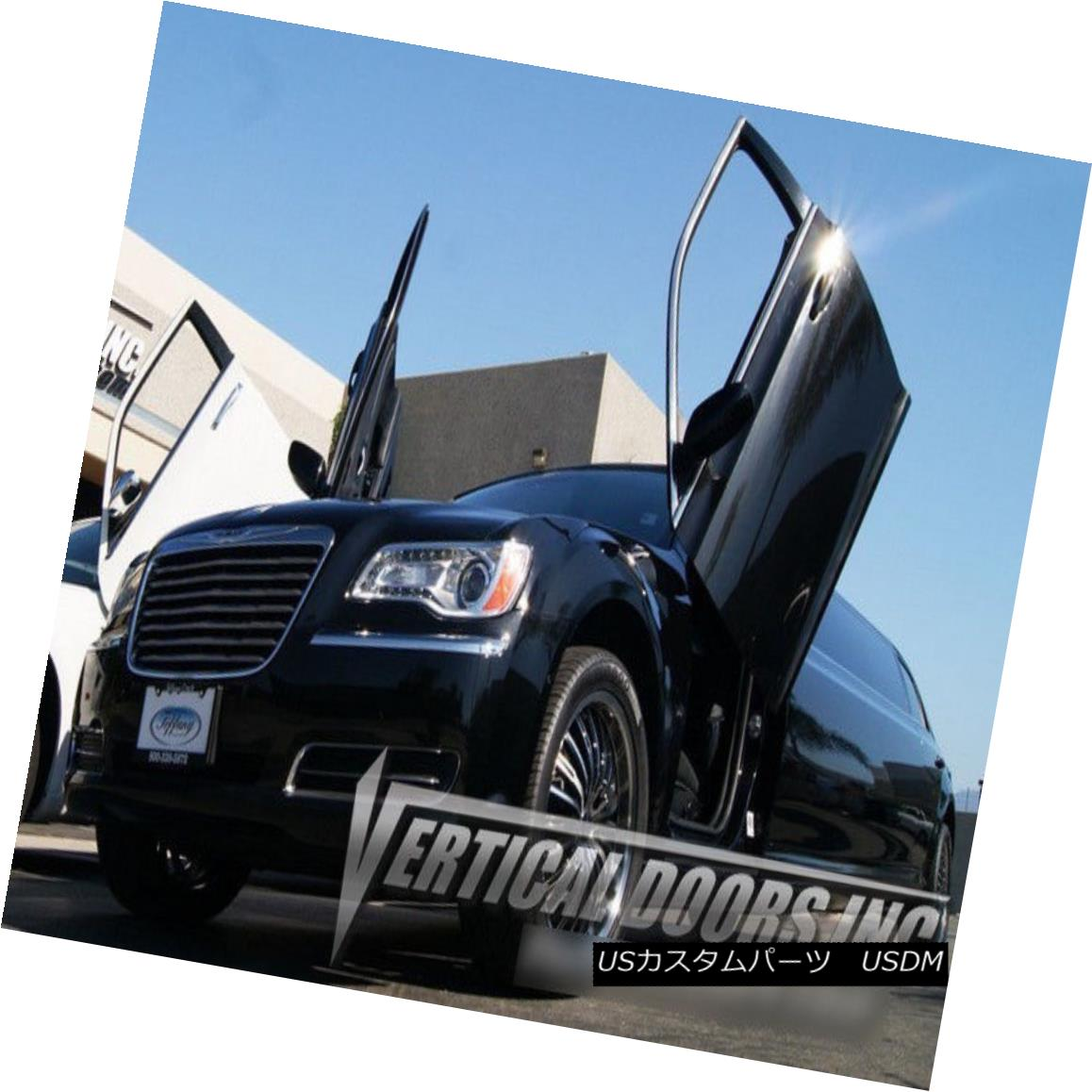 ガルウィングキット Vertical Doors Inc. Bolt-On Lambo Kit for Chrysler 300 11-12 Vertical Doors Inc.クライスラー用Bolt-On Lamboキット300 11-12
