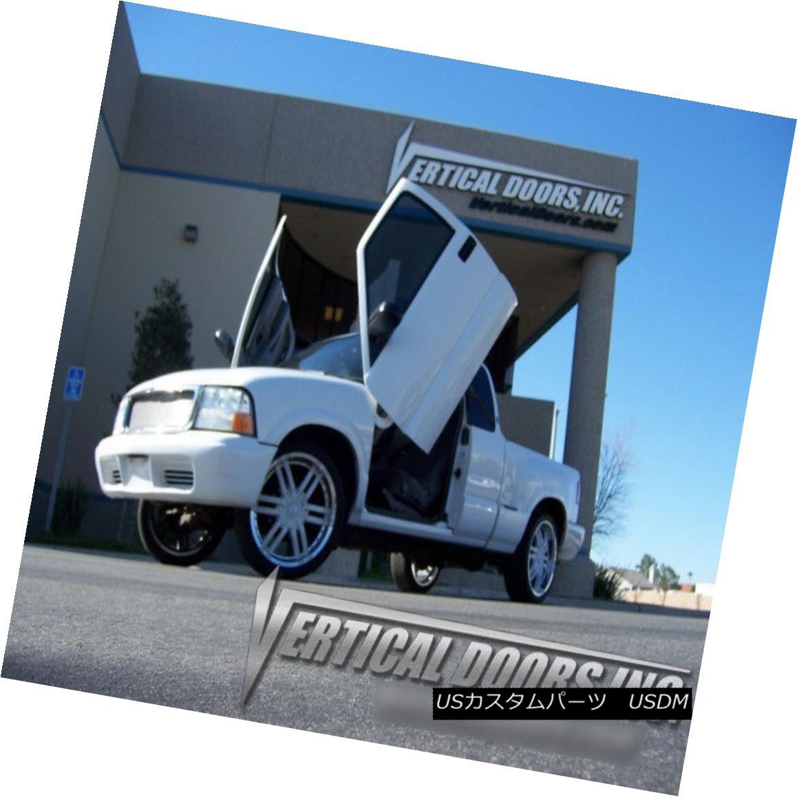 ガルウィングキット Vertical Doors Inc. Bolt-On Lambo Kit for Gmc Sonoma 94-04 Vertical Doors Inc. Gmc Sonoma用ボルトオン・ランボキット94-04
