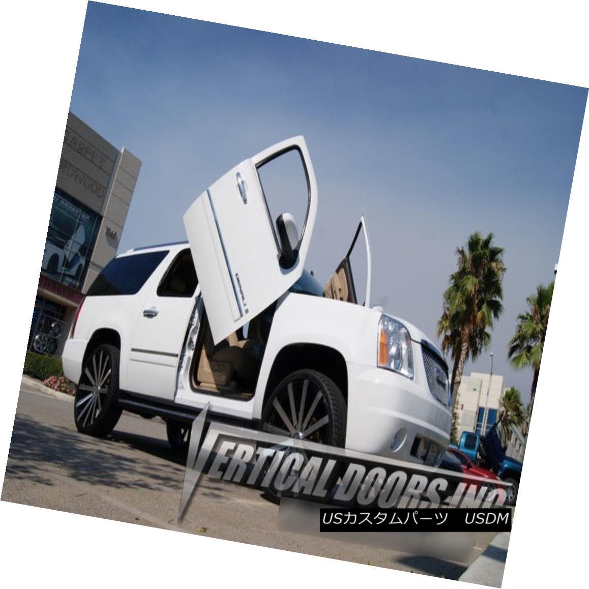 ガルウィングキット Vertical Doors Inc. Bolt-On Lambo Kit for Gmc Denali 07-10 垂直ドアーズ株式会社Gmcデナリ用ボルトオンランボルギーニキット07-10