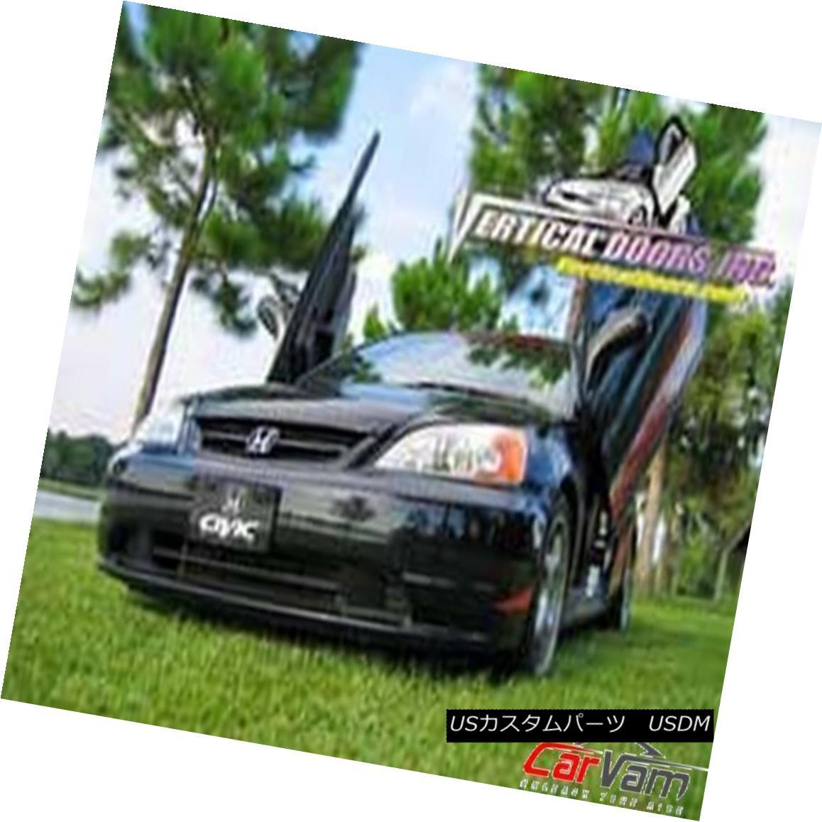 ガルウィングキット Vertical Doors - Vertical Lambo Door Kit For Honda Civic 2001-05 -VDCHC0105 垂直ドア - Honda Civic用の垂直型ランボルフトドアキット2001-05 -VDCHC0105