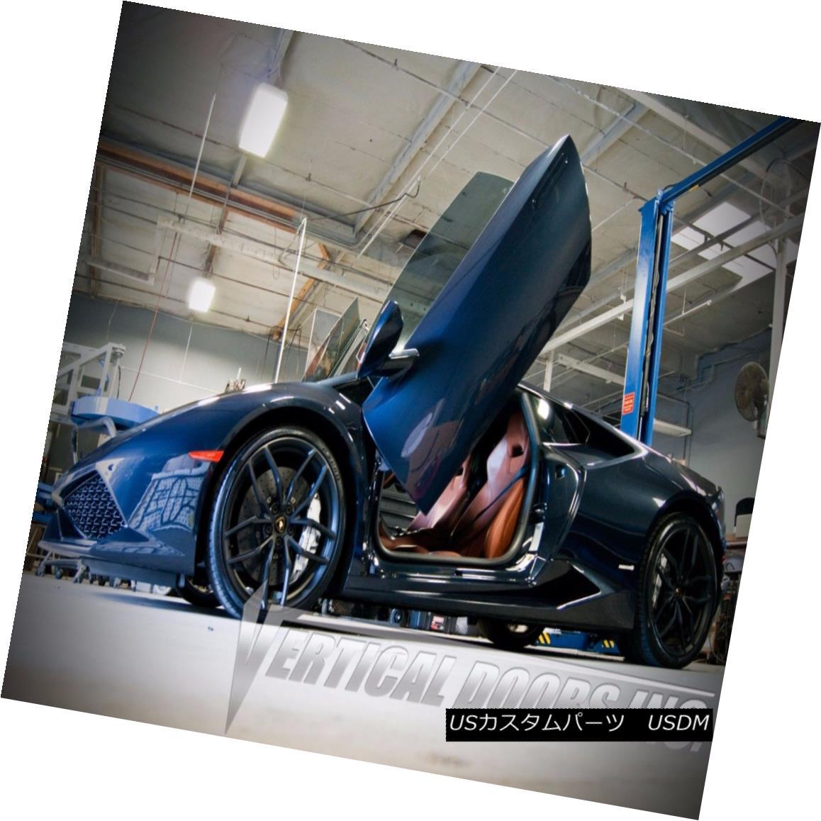 ガルウィングキット 2014 - 2017 Lamborghini Huracan Vertical Door Kit - Instant Rebate of $959.00 2014 - 2017 Lamborghini Huracan縦型ドアキット - インスタントリベート$ 959.00