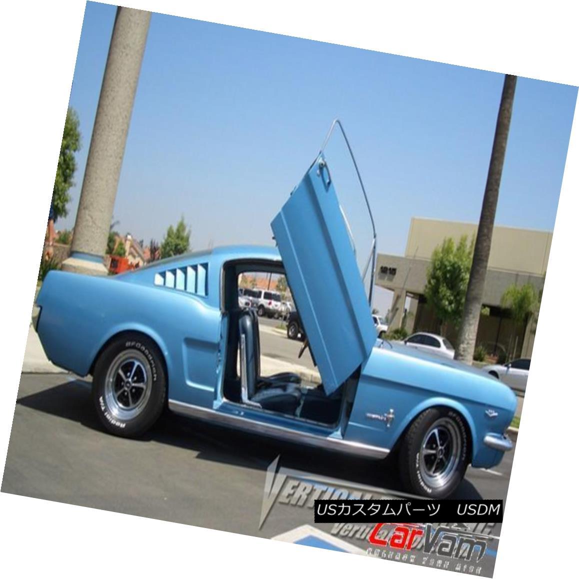 ★お求めやすく価格改定★ ガルウィングキット Vertical Doors - Vertical -VDCFM6768 垂直ドア Lambo - Door Kit For Ford Mustang 1967-68 -VDCFM6768 垂直ドア - フォードマスタング用の垂直型ランボルギーニドアキット1967-68 -VDCFM6768, BCLOVER:8f16d654 --- essexadvan.co.uk