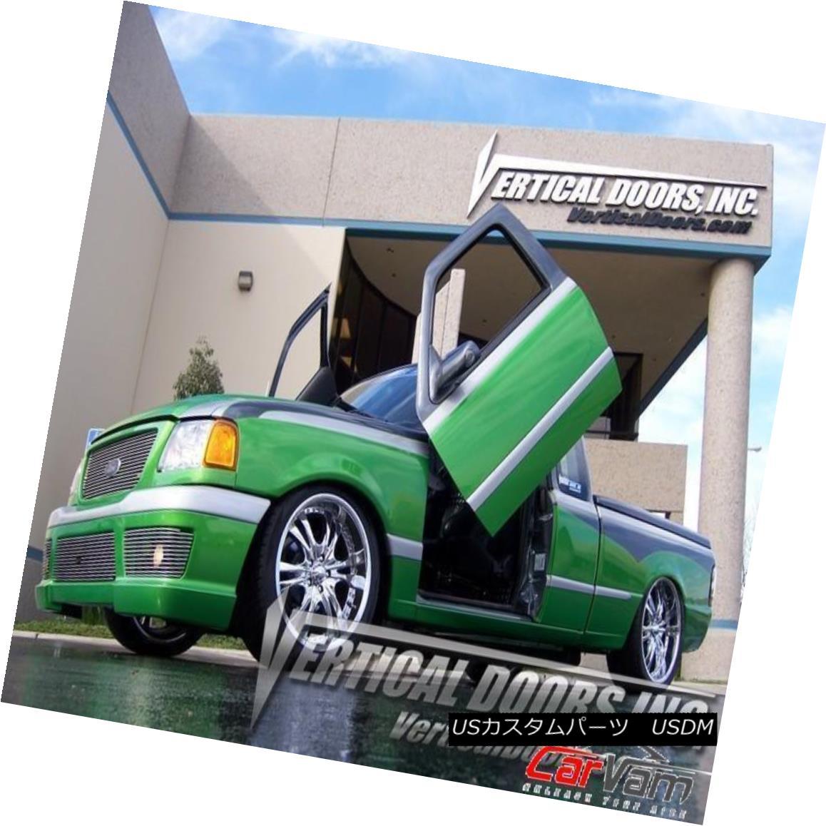 ガルウィングキット Vertical Doors - Vertical Lambo Door Kit For Ford Ranger 1998-08 -VDCFR9808 垂直ドア - フォードレンジャーのための垂直ランボルフトドアキット1998-08 -VDCFR9808