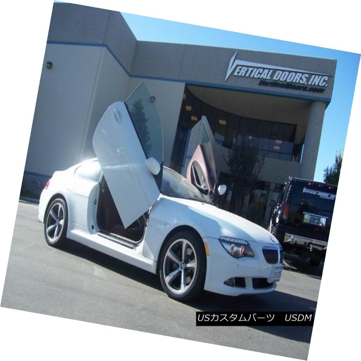 ガルウィングキット VDCBMW60309 Direct Bolt On Vertical Lambo Doors Hinges Kit With Warranty VDCBMW60309保証付き垂直ランボルフトドアヒンジキットのダイレクトボルト