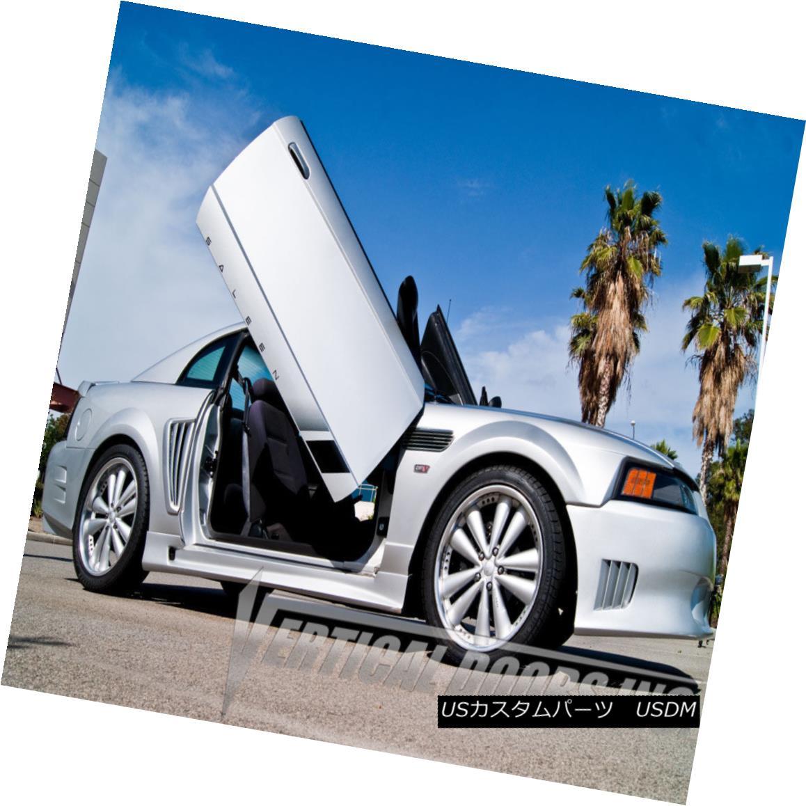 ガルウィングキット Ford Mustang 99-04 Lambo Kit Vertical Doors Inc 00 01+ フォードマスタング99-04ランボキット垂直ドアInc 00 01+