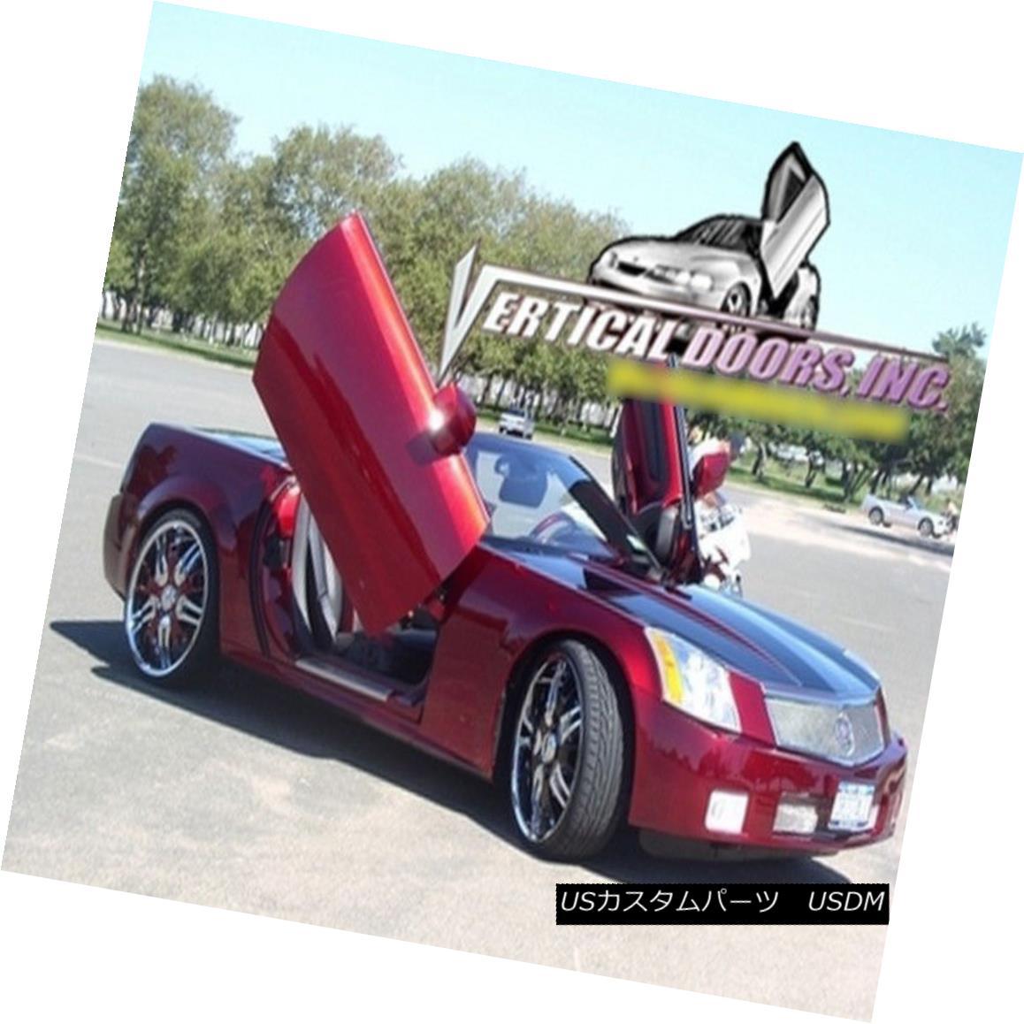 ガルウィングキット Cadillac Xlr 04-09 Lambo Kit Vertical Doors Inc 05 06+ キャデラックXlr 04-09ランボキット垂直ドアInc 05 06 +