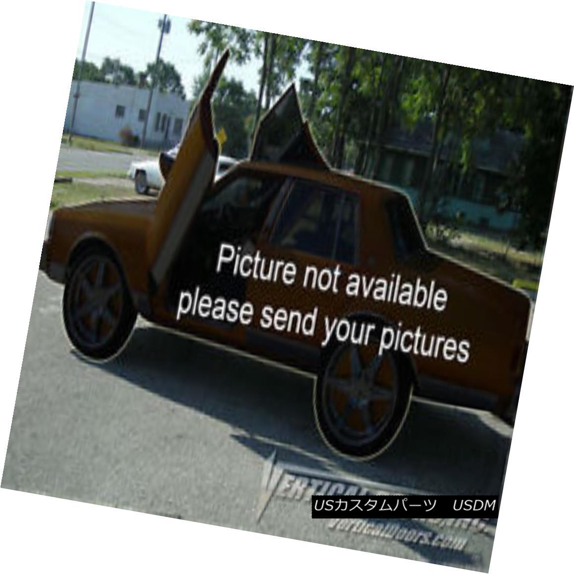 ガルウィングキット VDI Pontiac Safari Wagon 1977-1990 Bolt-On Vertical Lambo Doors VDI Pontiac Safari Wagon 1977-1990 Bolt-On Vertical Lambo Doors
