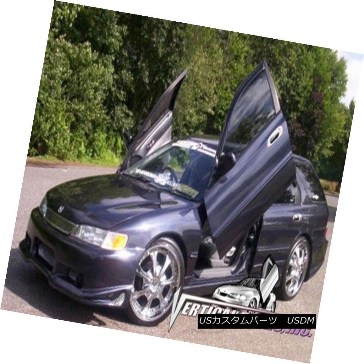 ガルウィングキット Vertical Doors Inc. Bolt-On Lambo Kit for Honda Accord 94-97 2 DR Vertical Doors Inc.ホンダ合同用ボルトオン・ランボキット94-97 2 DR