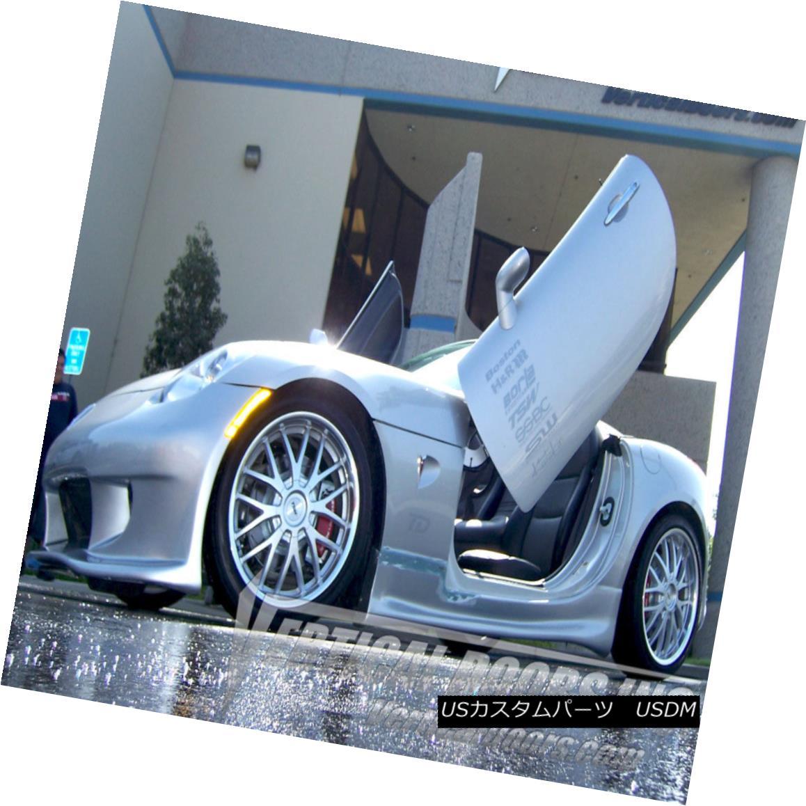 ガルウィングキット Pontiac Solstice 2006-2010 Lambo Doors Conversion BY kit Vertical Doors, Inc OBO ポンティアックソルチス2006-2010ランボードアのコンビネーションキットby Vertical Doors、Inc OBO